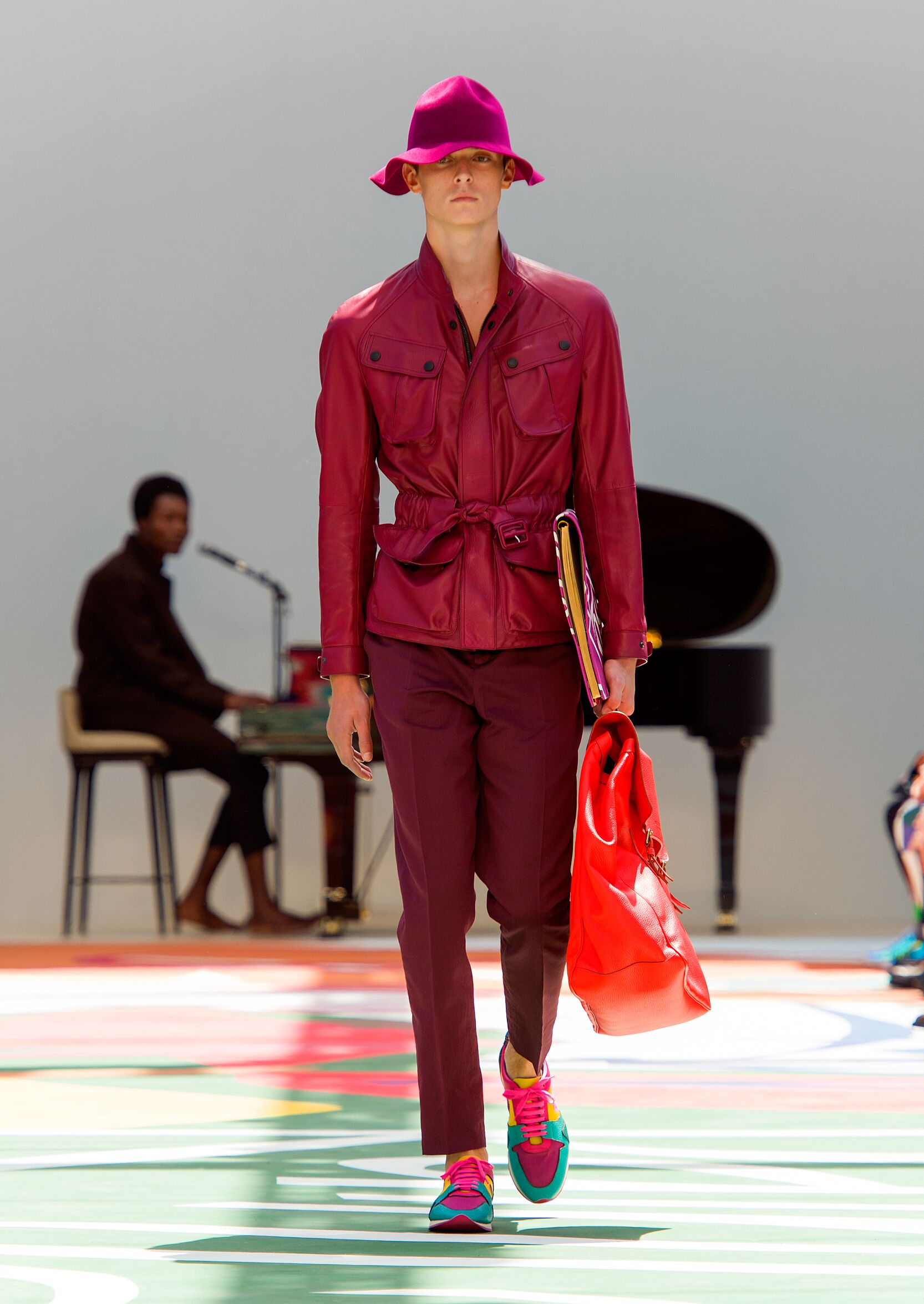 Summer 2015 Man Trends Burberry Prorsum
