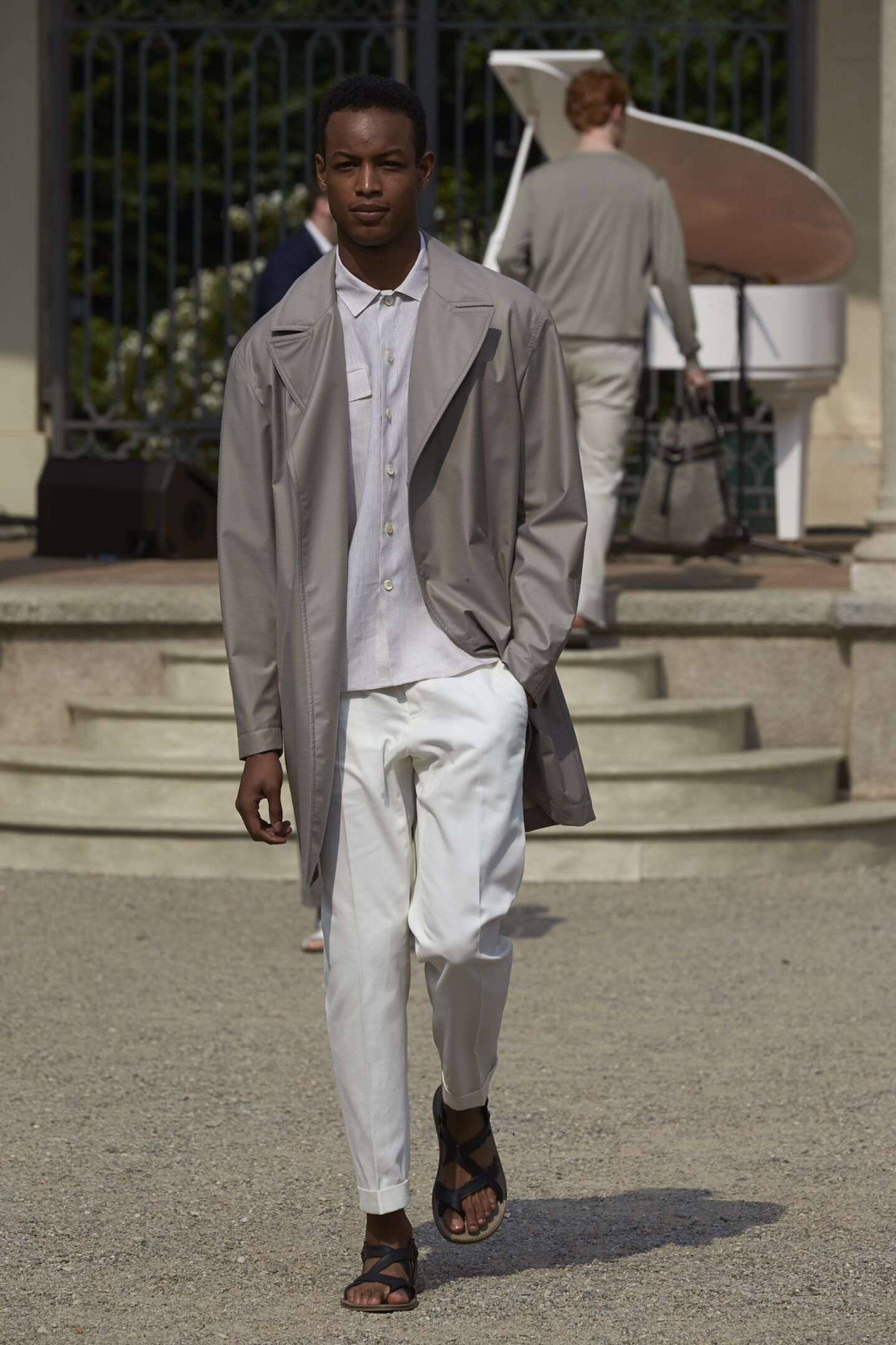 Summer 2015 Man Trends Corneliani