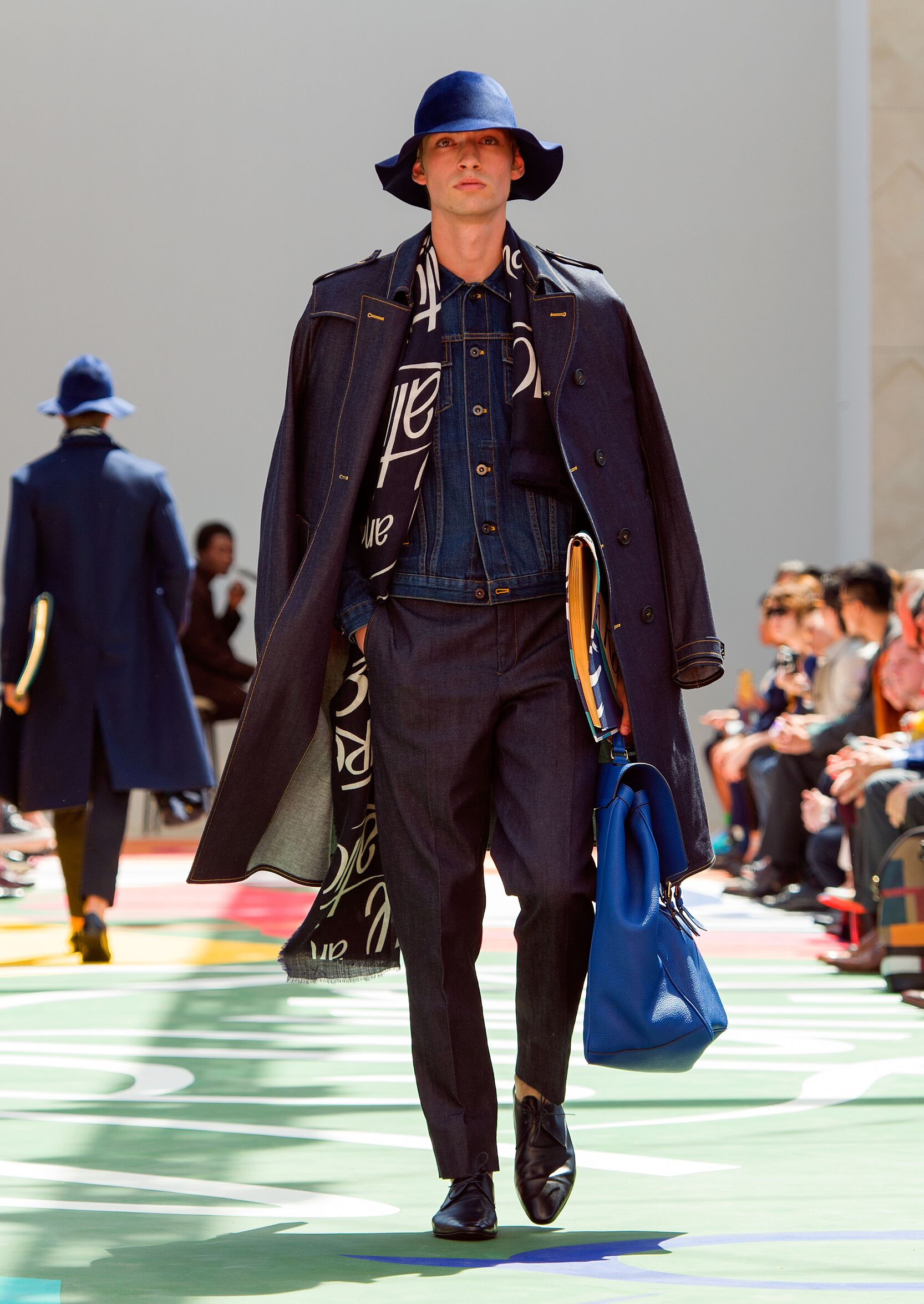 Summer Burberry Prorsum 2015