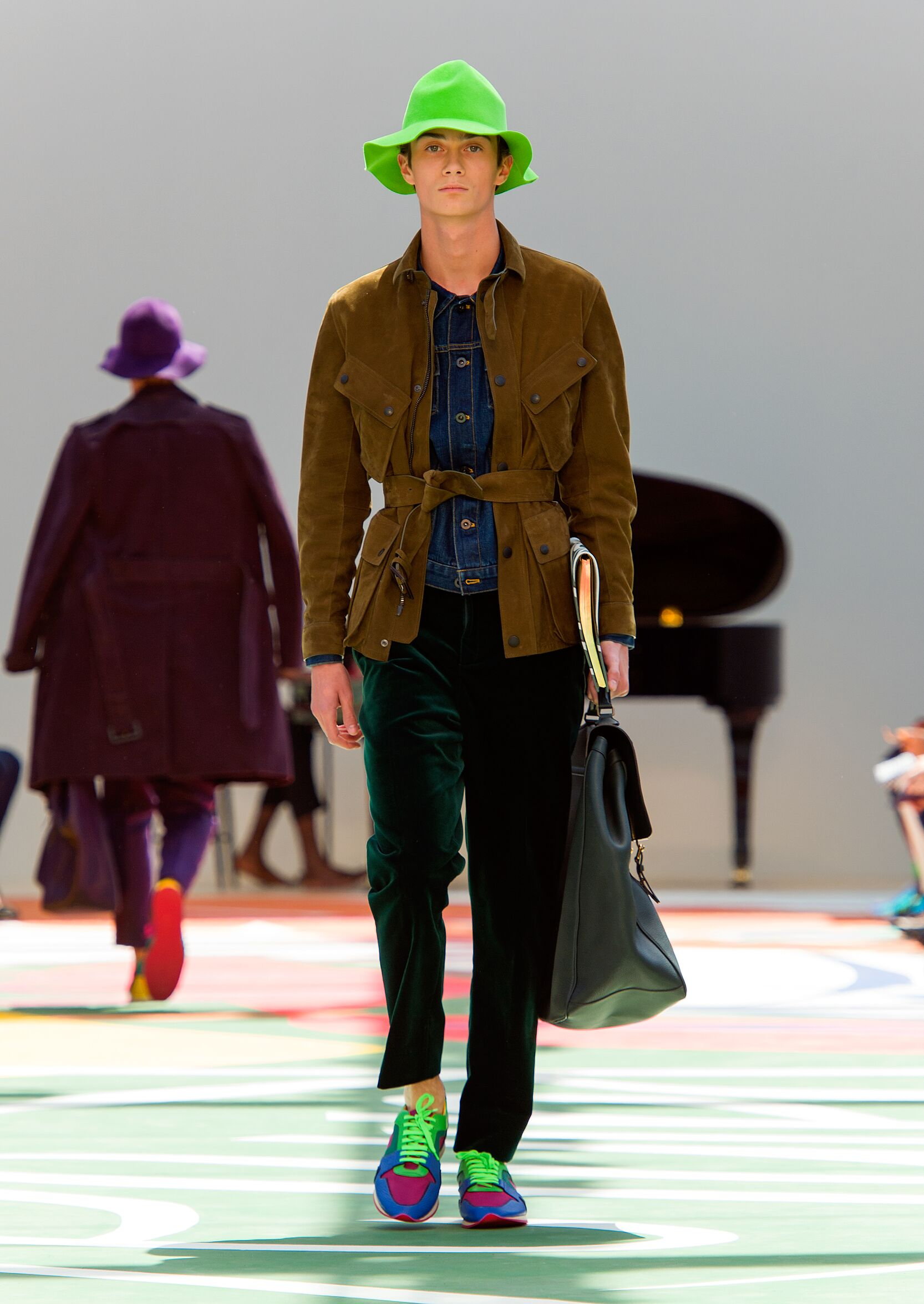 Summer Burberry Prorsum Trends 2015 Man