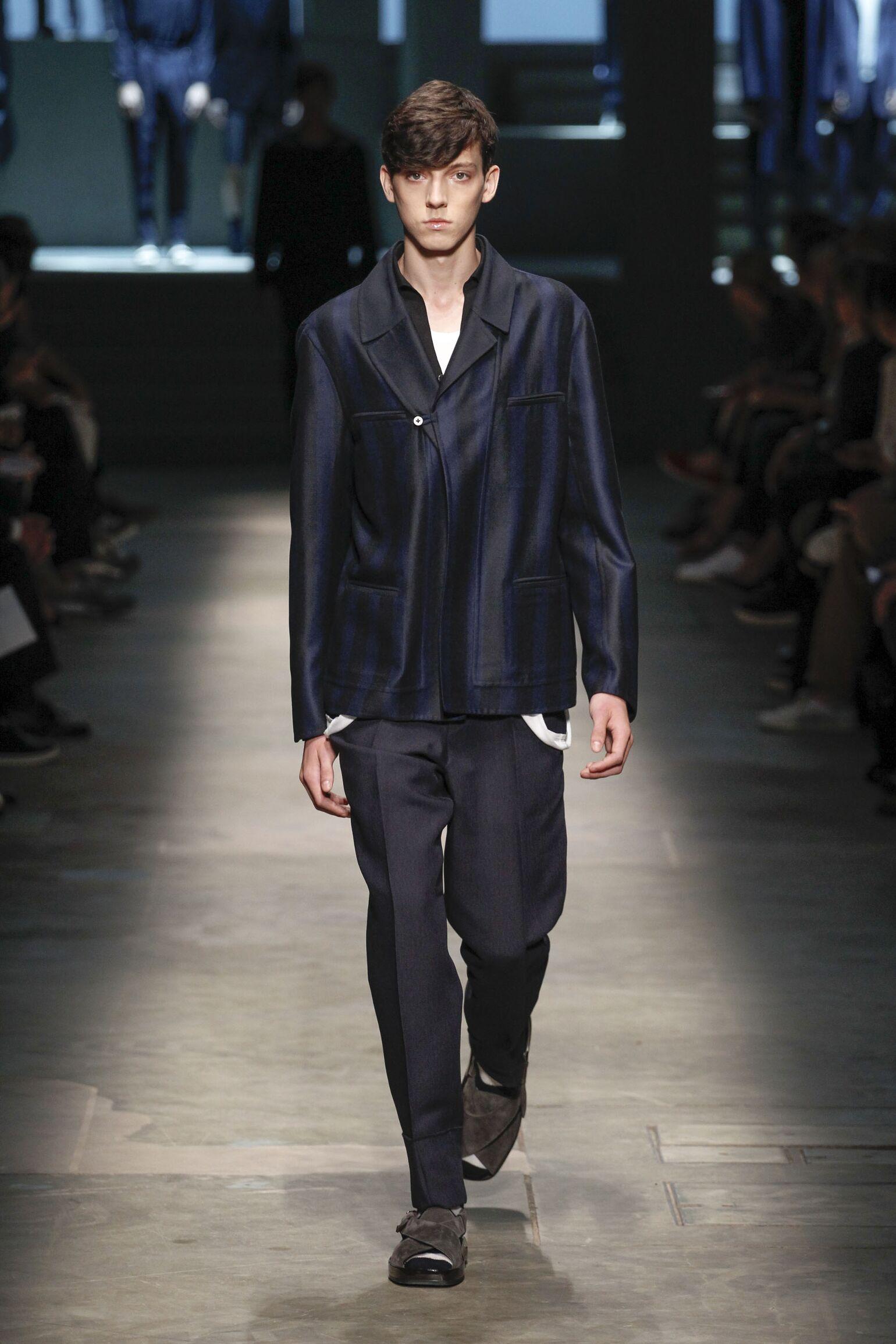 Summer Ermenegildo Zegna Couture Trends 2015 Man