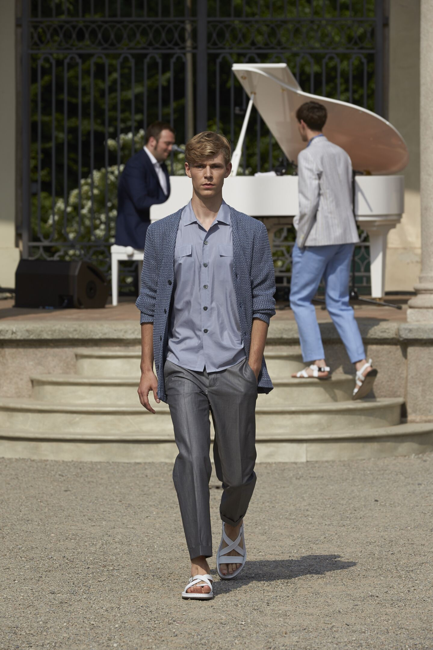 Summer Fashion Trends 2015 Corneliani