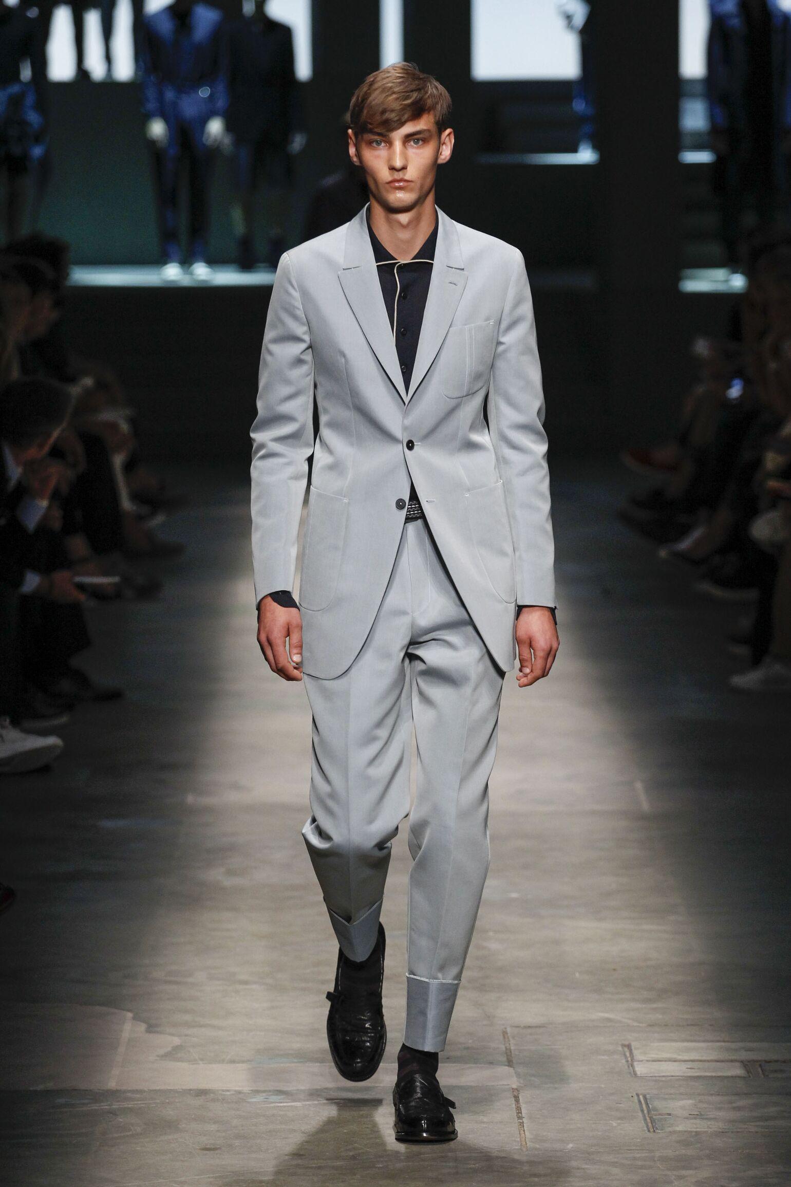 Summer Fashion Trends 2015 Ermenegildo Zegna Couture