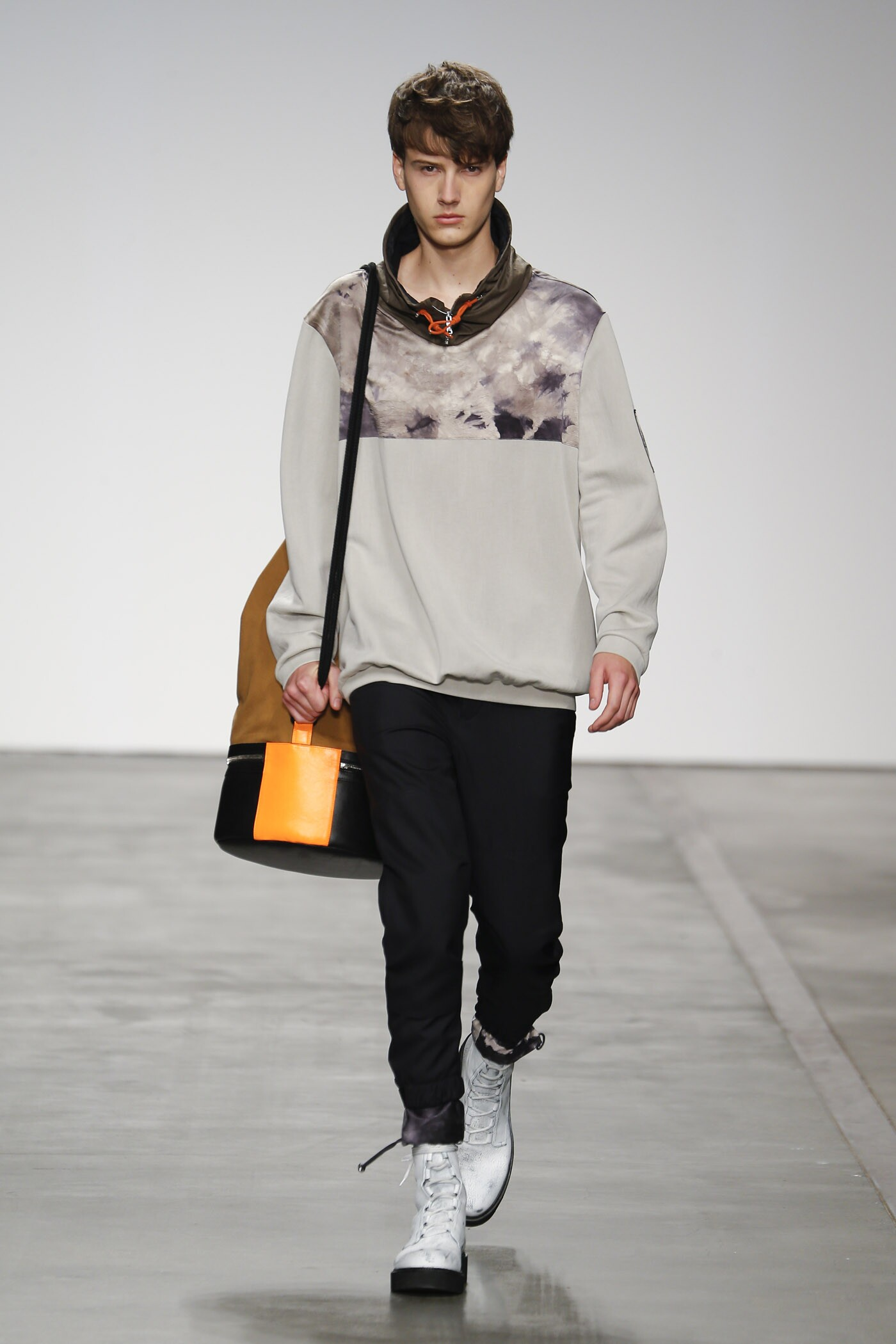 ICEBERG SPRING SUMMER 2015 MEN'S COLLECTION