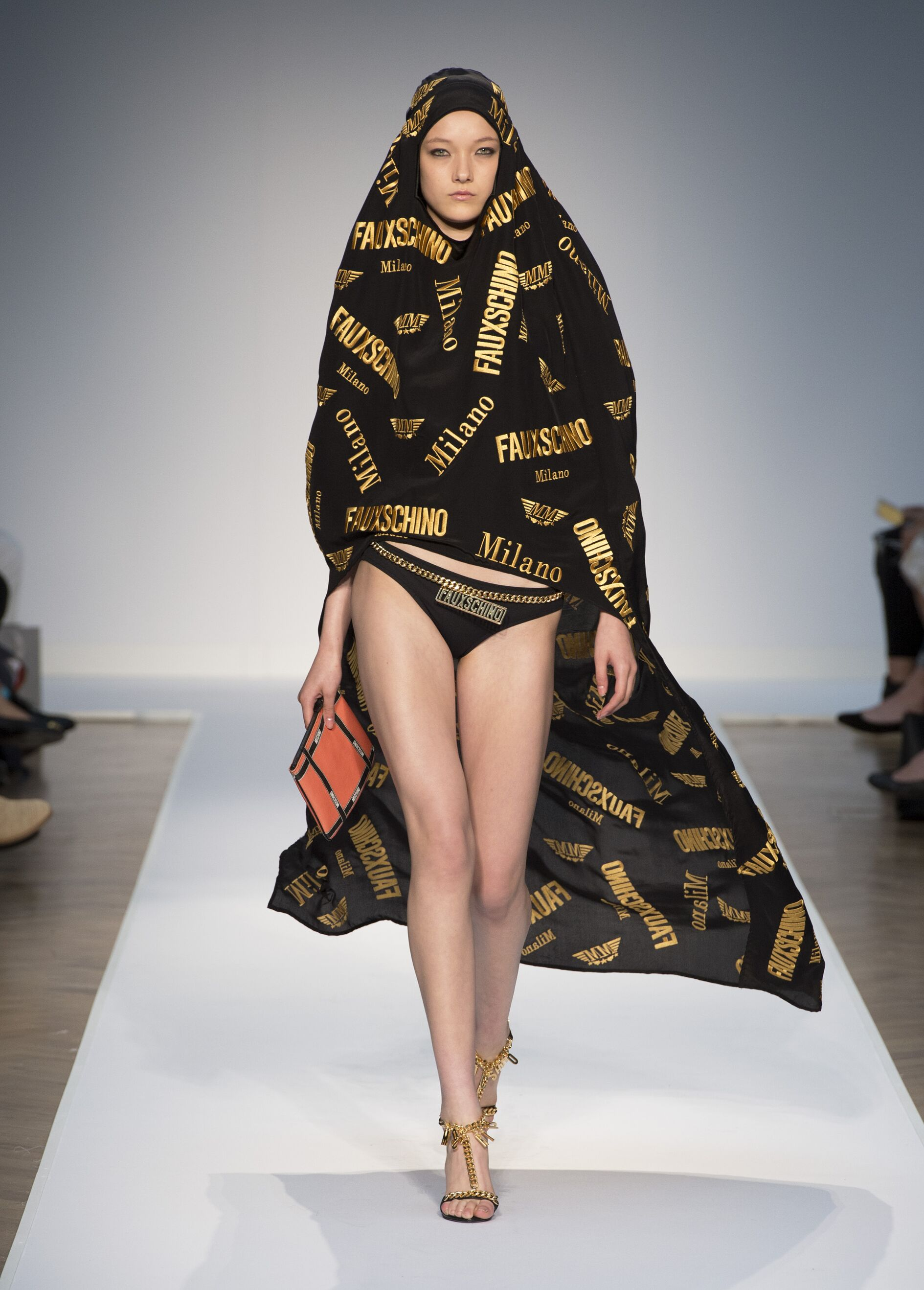 Summer Moschino 2015 by Jeremy Scott