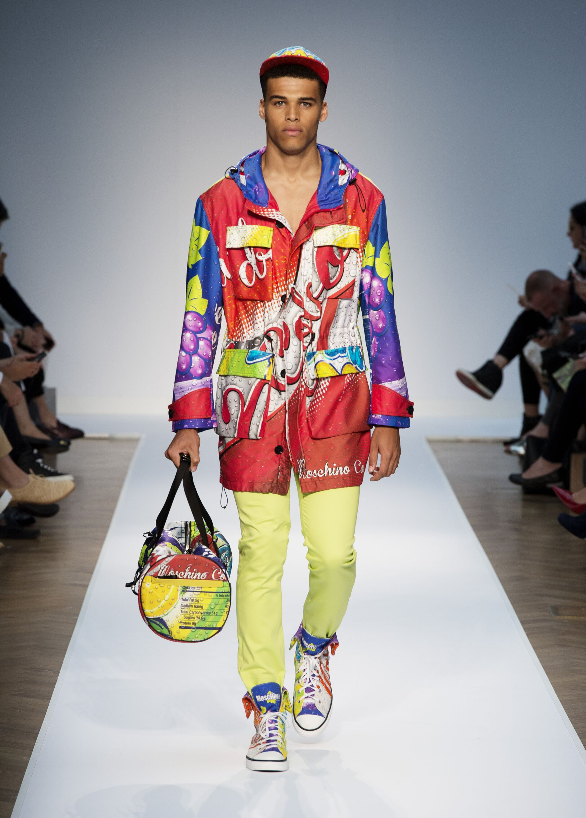 Summer Moschino Trends 2015 Man
