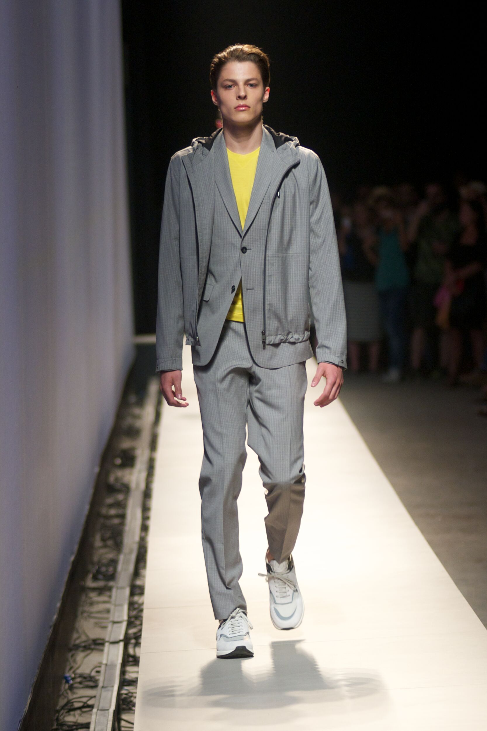 Z Zegna Summer 2015 Catwalk
