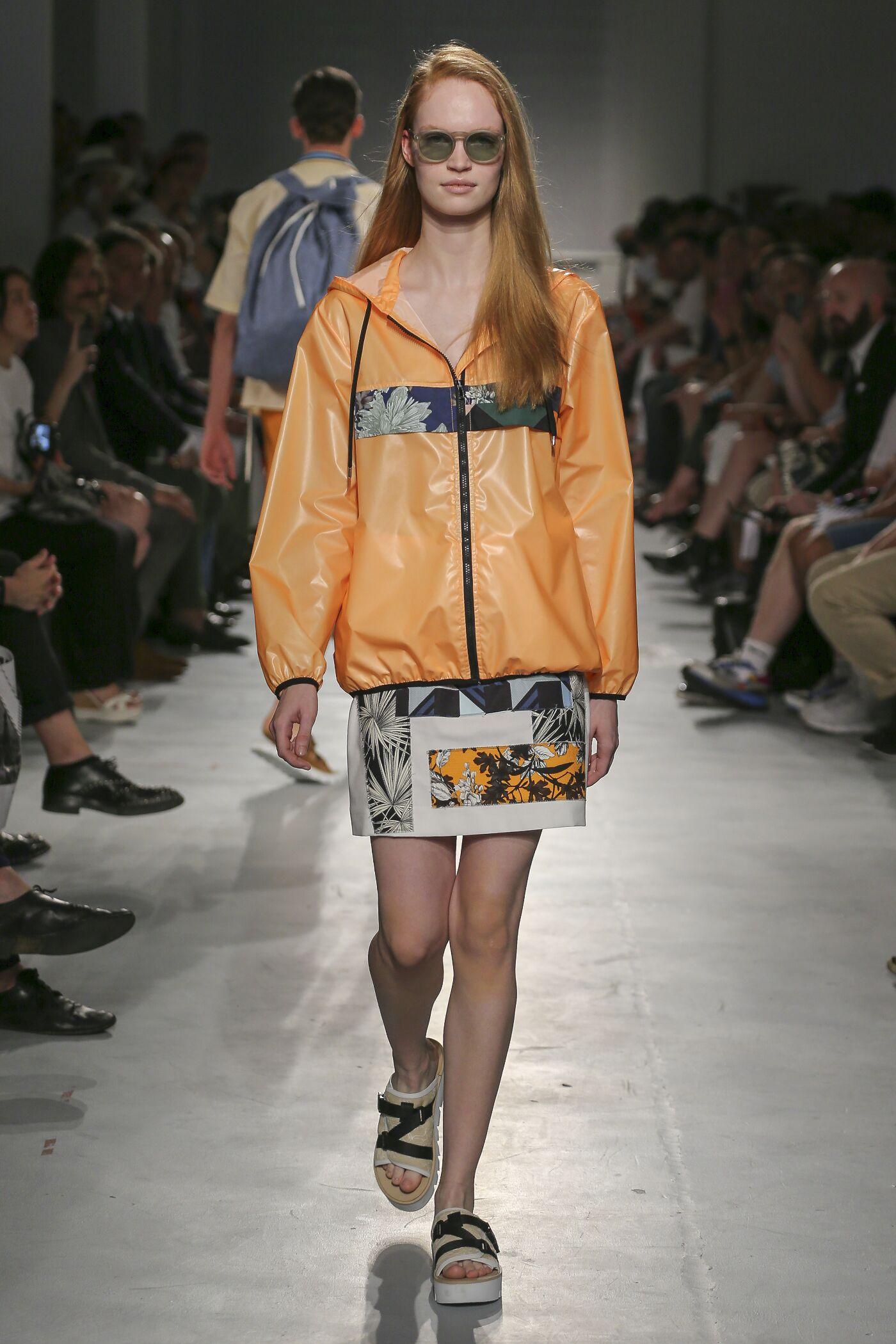 2015 Msgm Spring Summer Womenswear