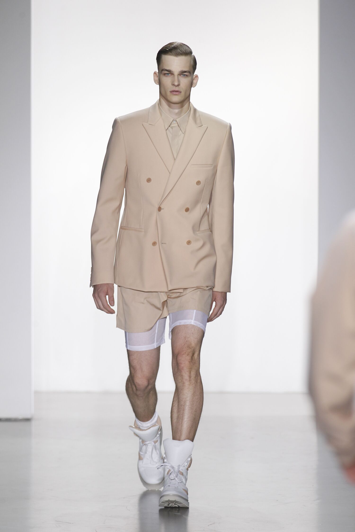 Calvin Klein Collection Man 2015
