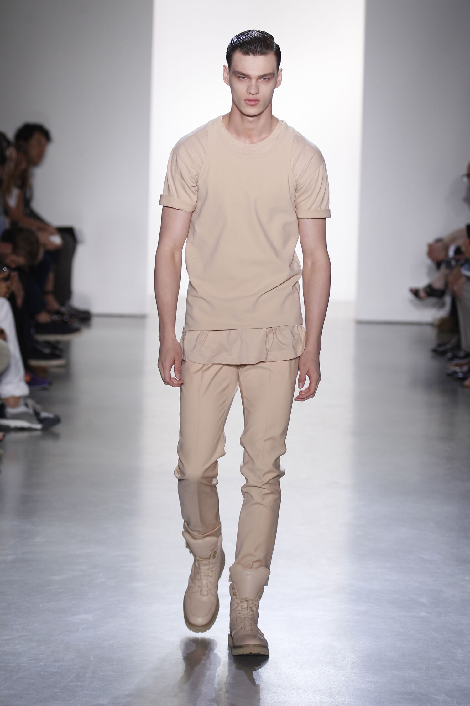 Calvin Klein Collection Man Milan Fashion Week