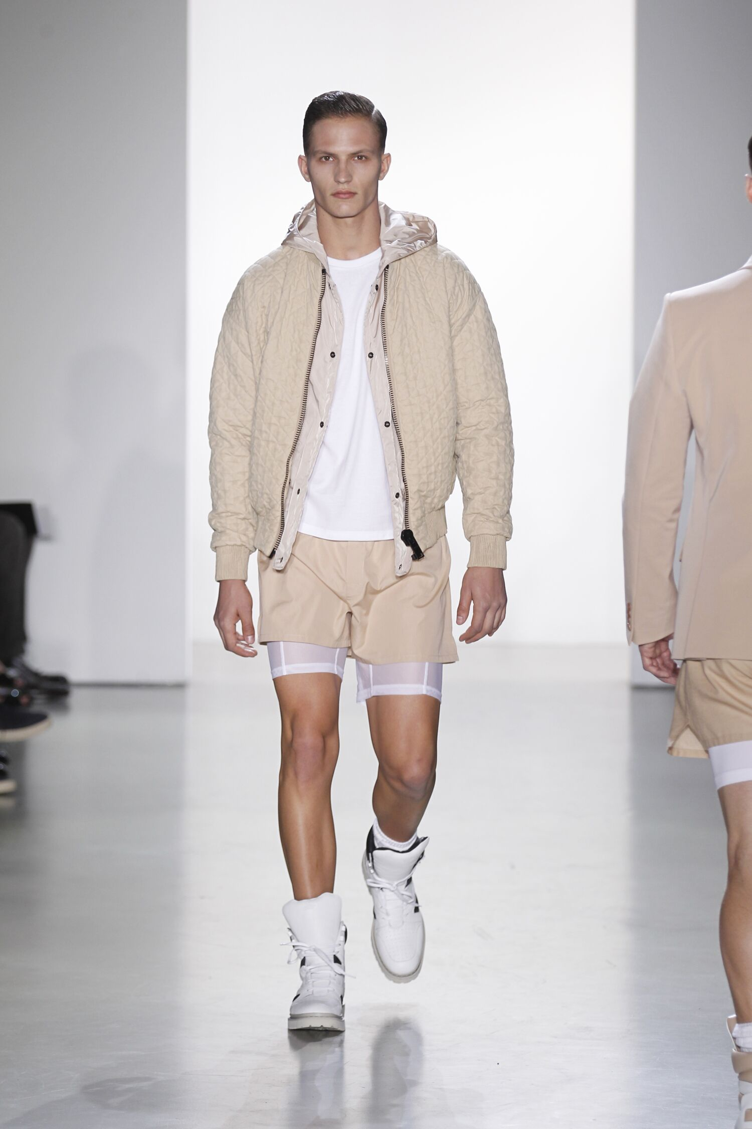 Calvin Klein Collection Spring 2015 Menswear Milan Fashion Week