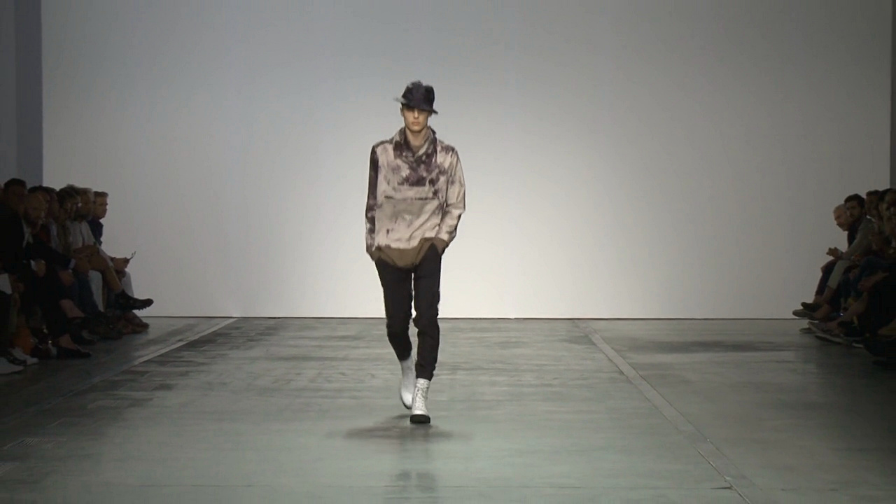 Iceberg Spring Summer 2015 Men's Fashion Show - Milano Fashion Week
