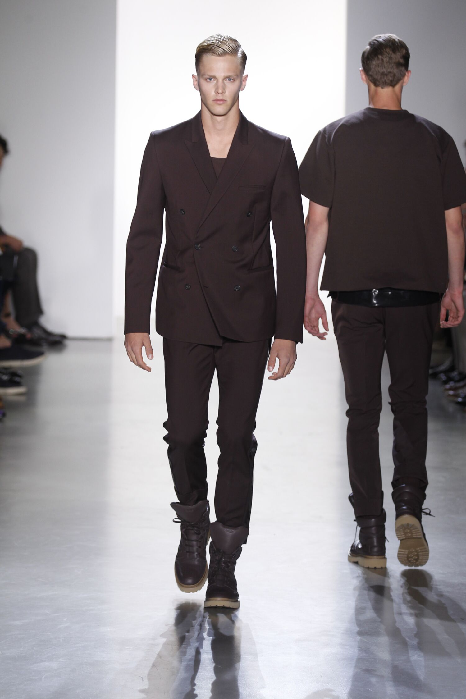 Menswear Calvin Klein Collection