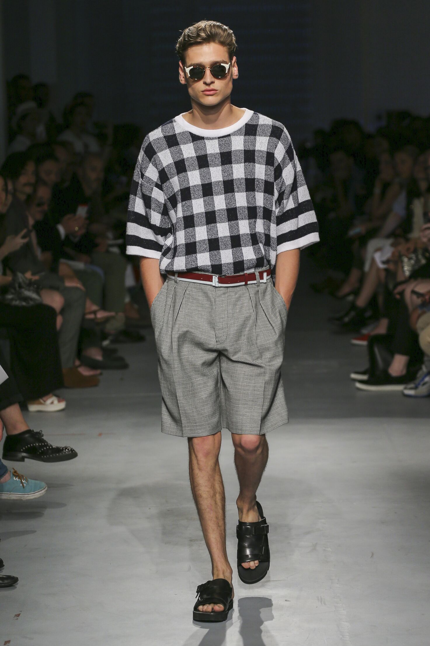 Msgm Man Milan Fashion Week