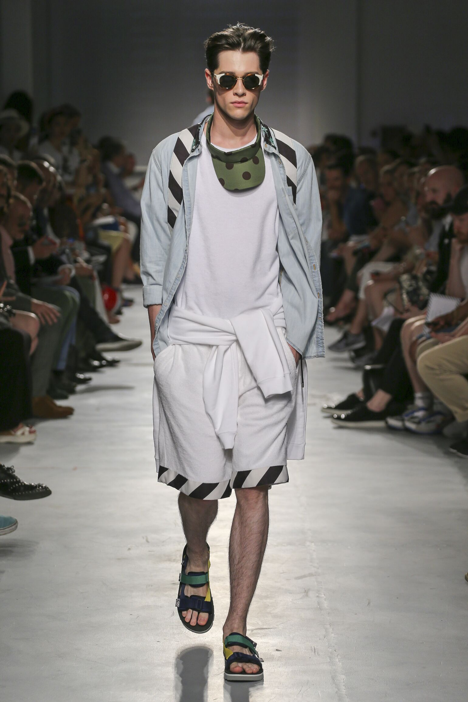 Msgm Men's Collection 2015
