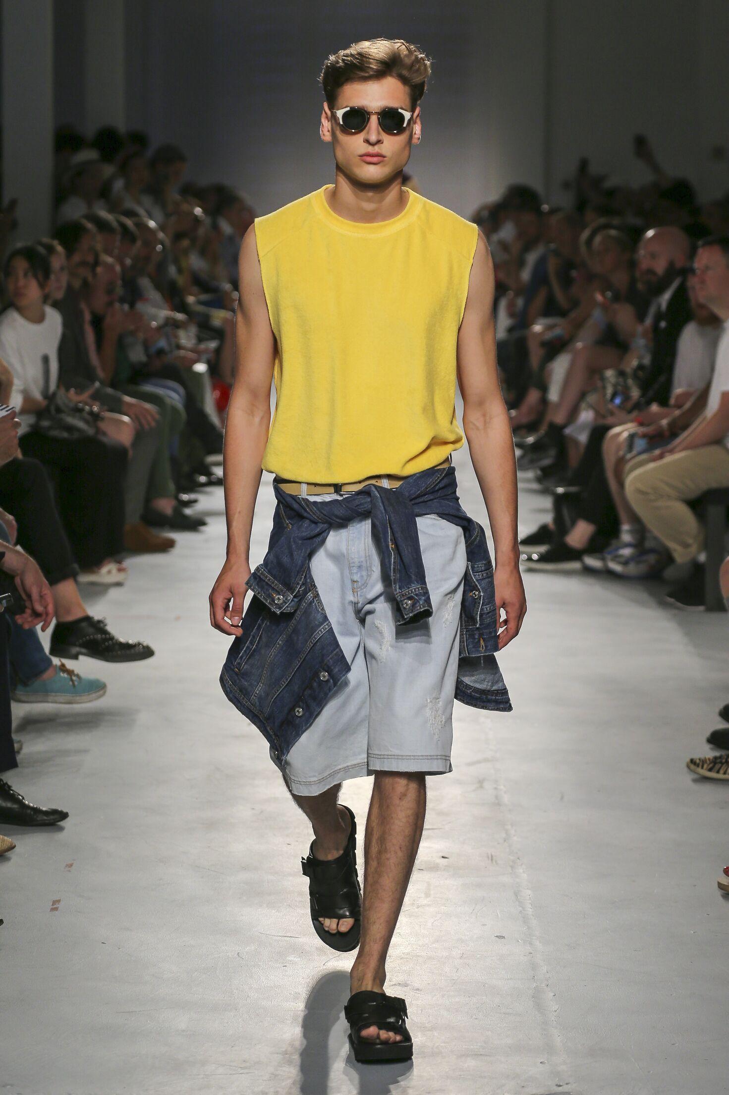 Msgm Milan Fashion Week Menswear