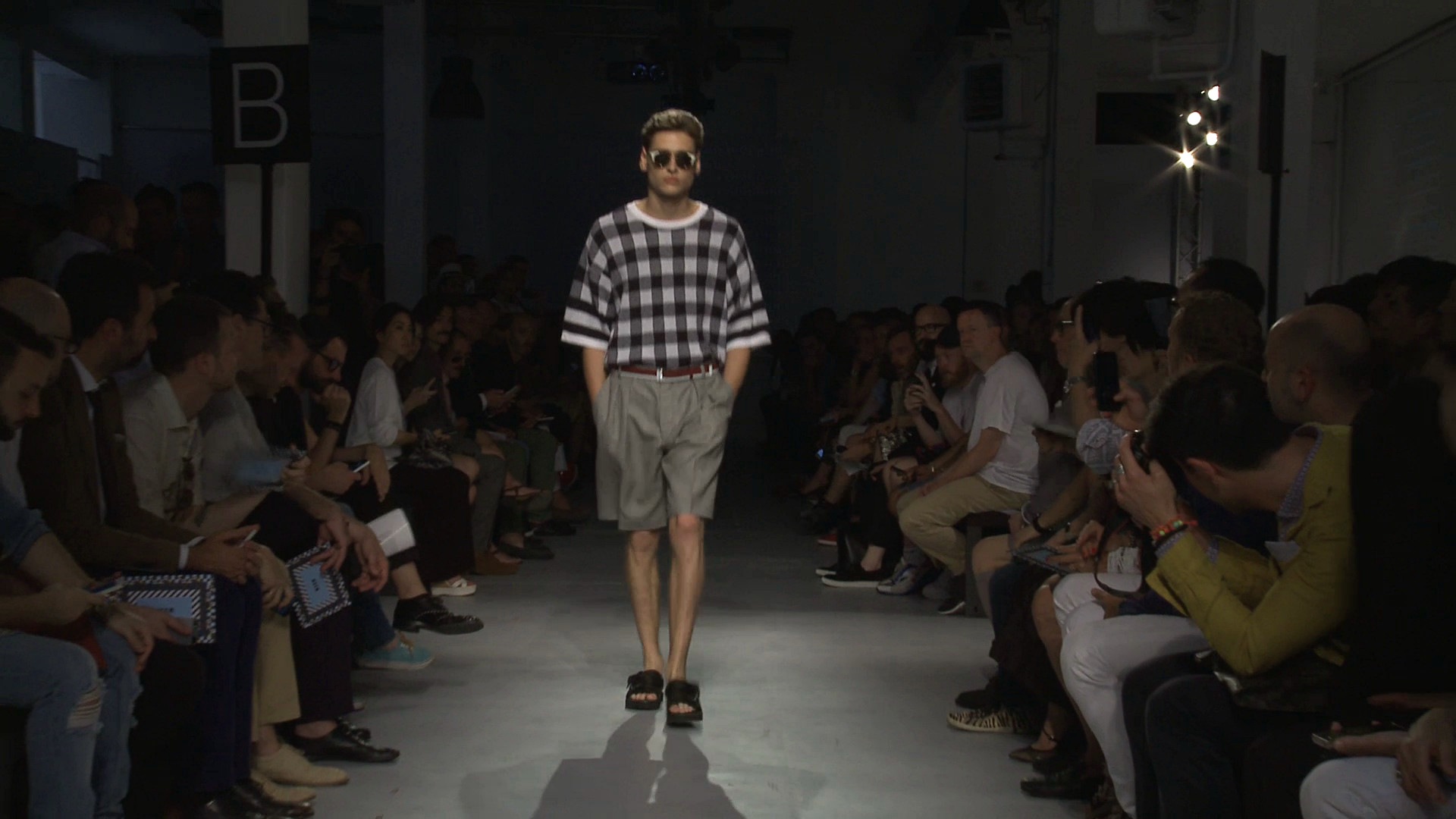 Msgm Spring Summer 2015 Men's Fashion Show - Milano Fashion Week