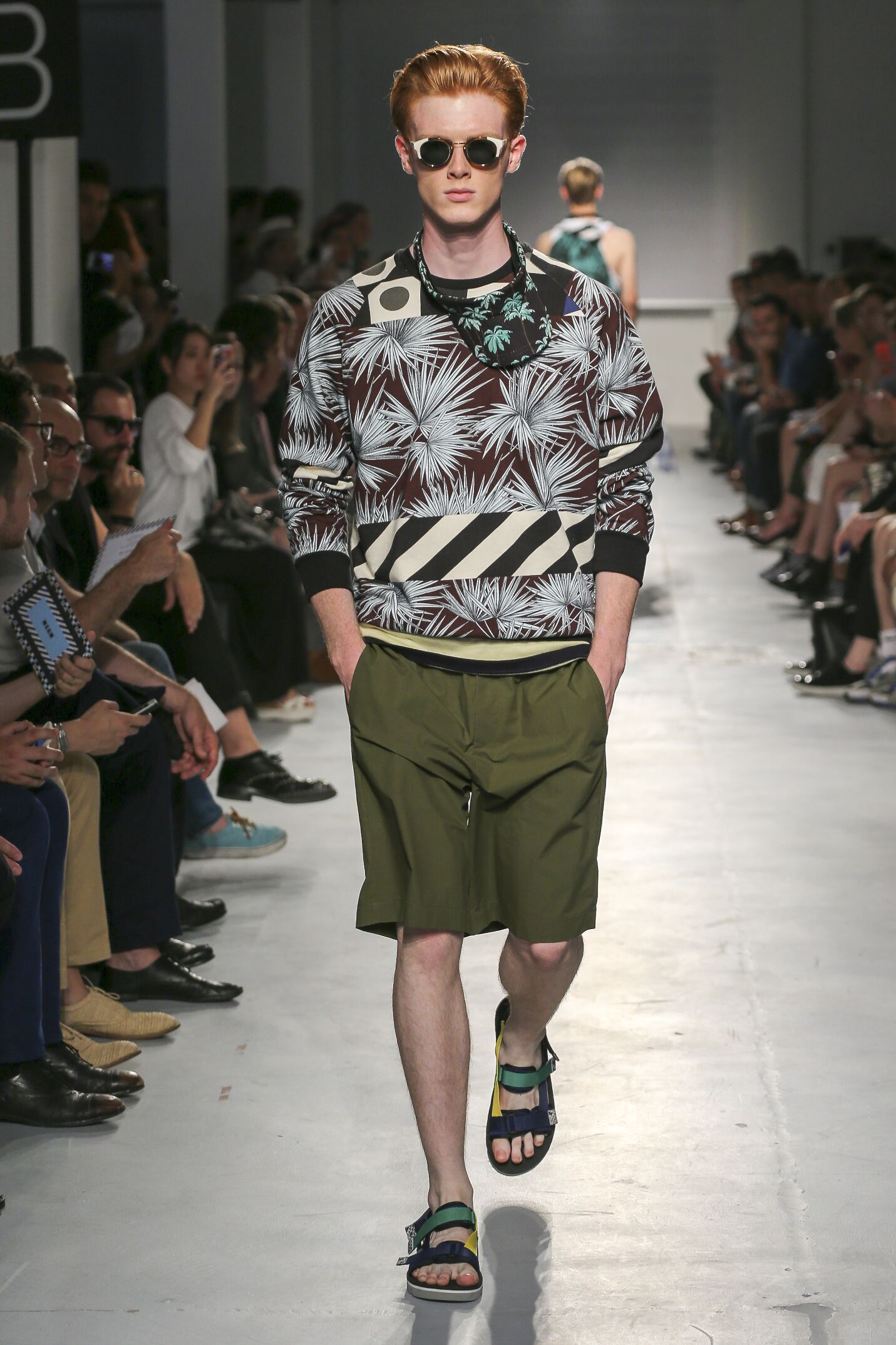 Milan Fashion Week Spring Summer 2015 Men Msgm Spring Summer Mens
