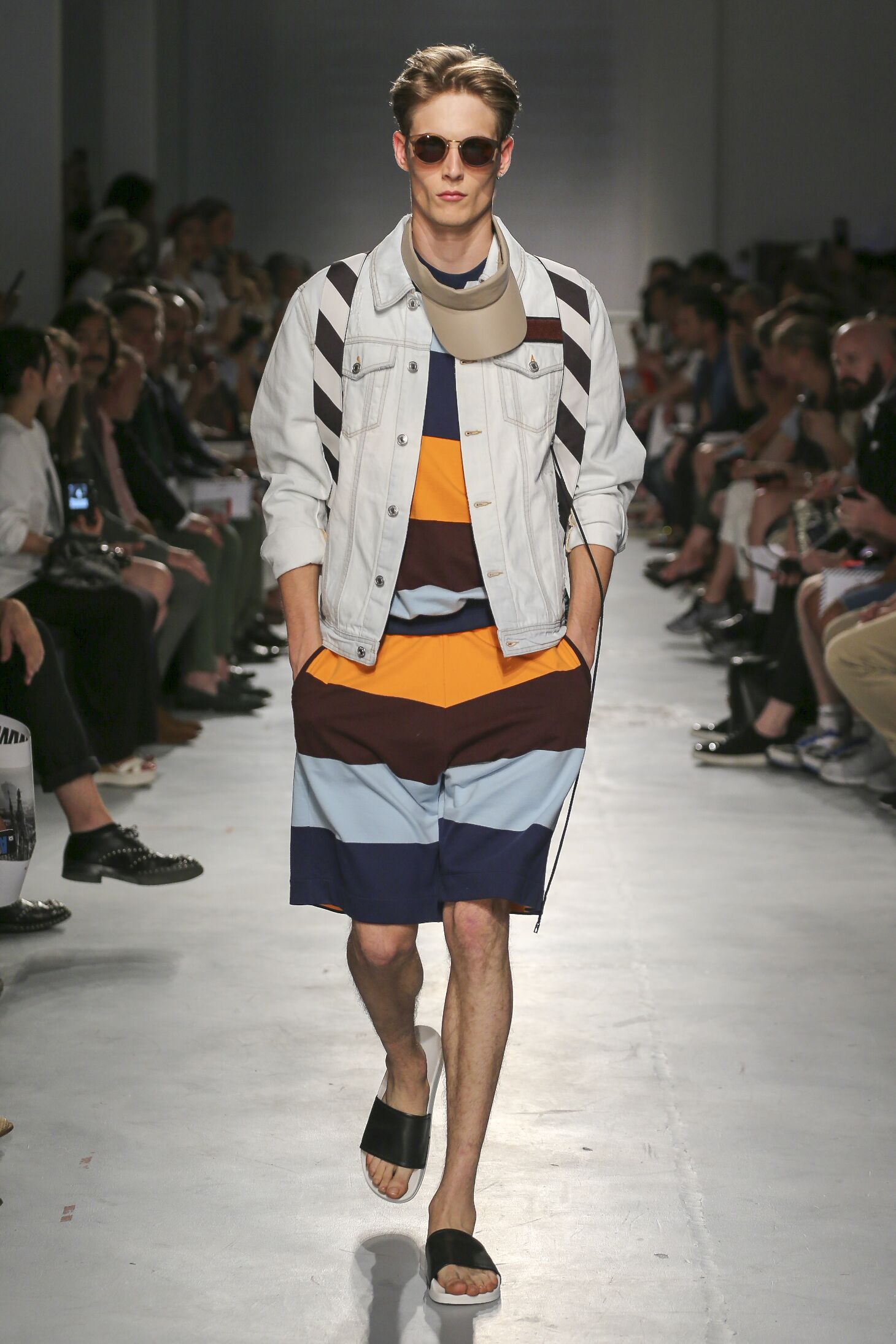 Msgm Summer 2015 Catwalk