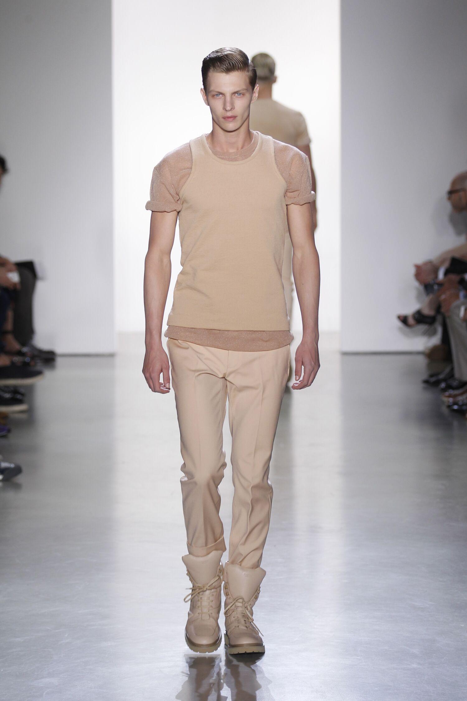 Spring 2015 Fashion Show Calvin Klein Collection