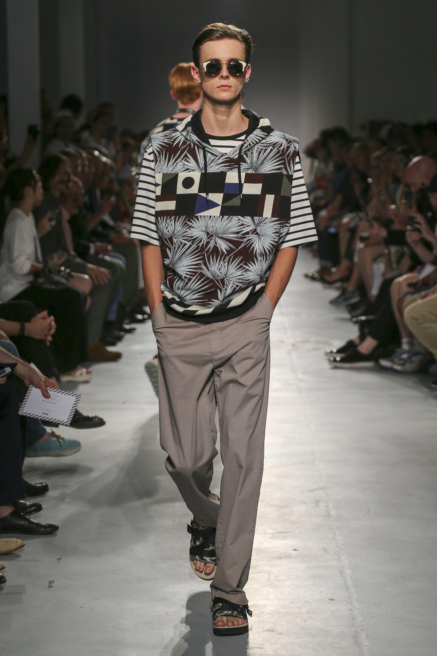 Spring 2015 Fashion Trends Msgm