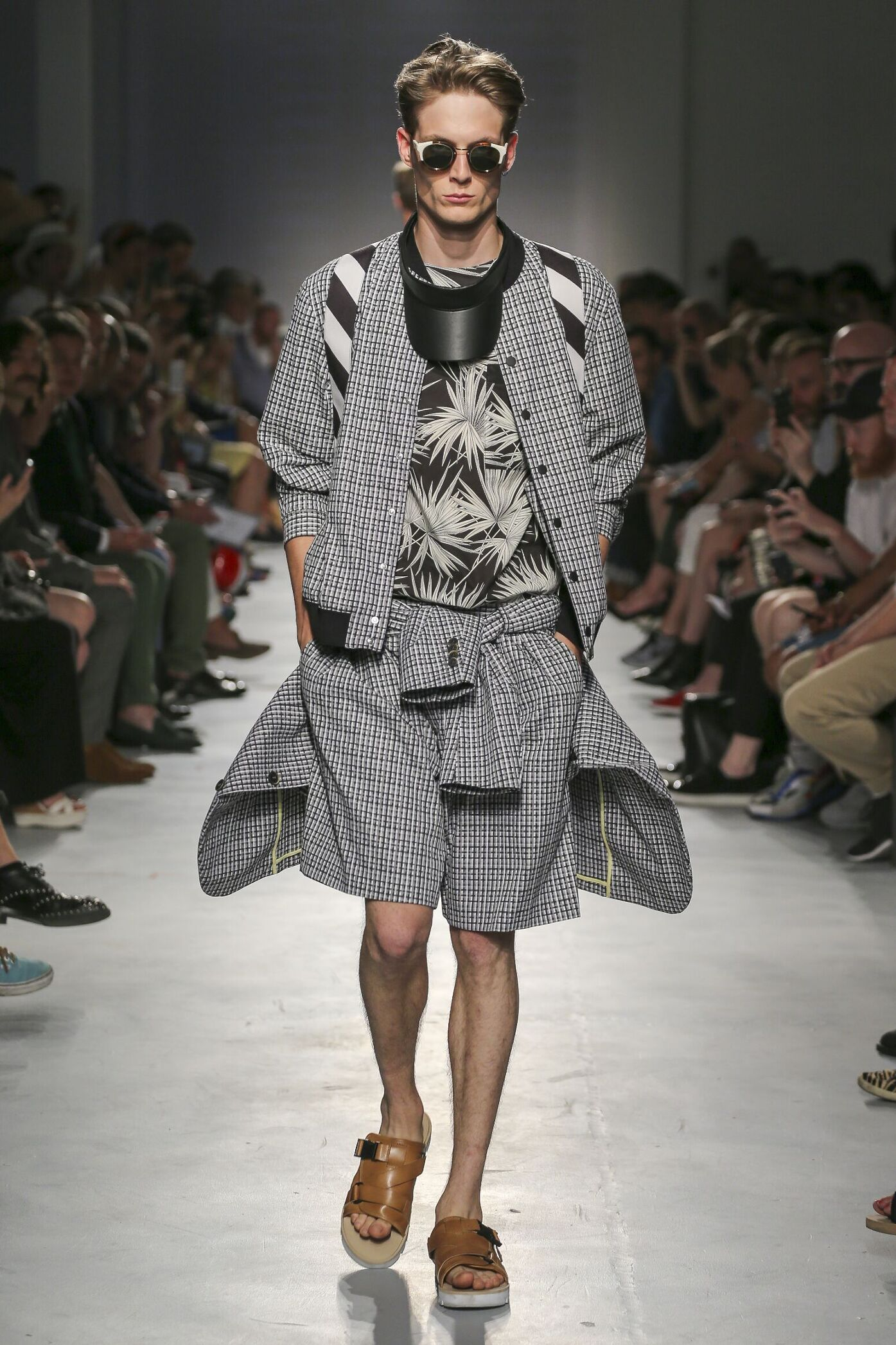 Spring 2015 Man Fashion Show Msgm