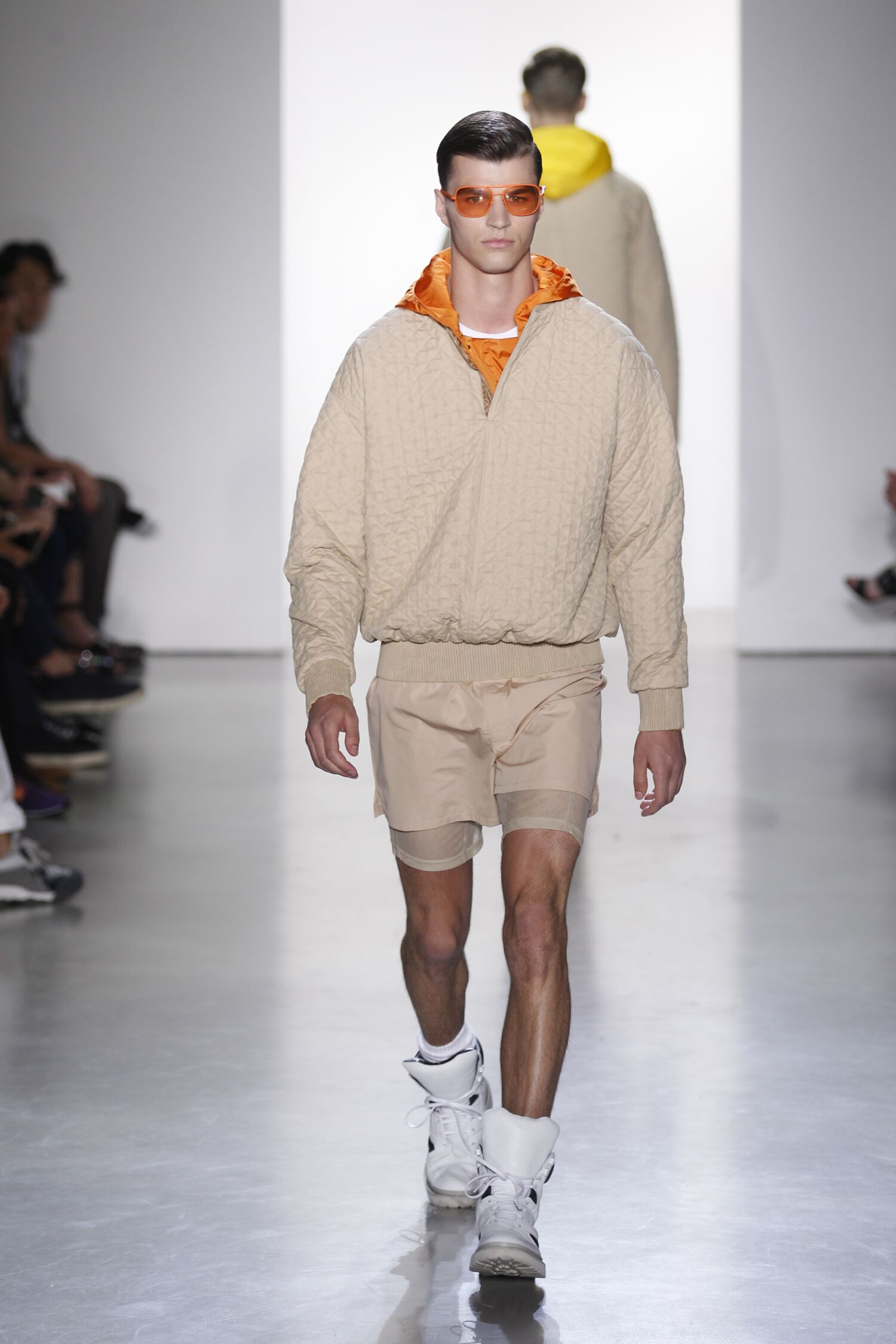 Spring 2015 Man Trends Calvin Klein Collection