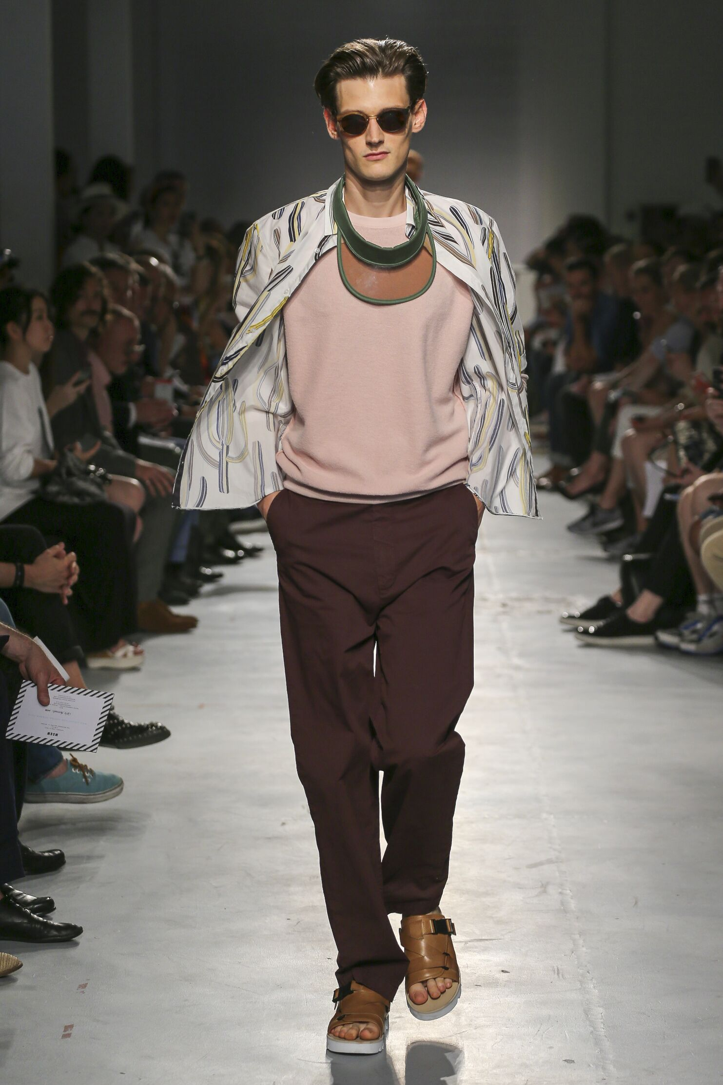 Summer 2015 Man Trends Msgm