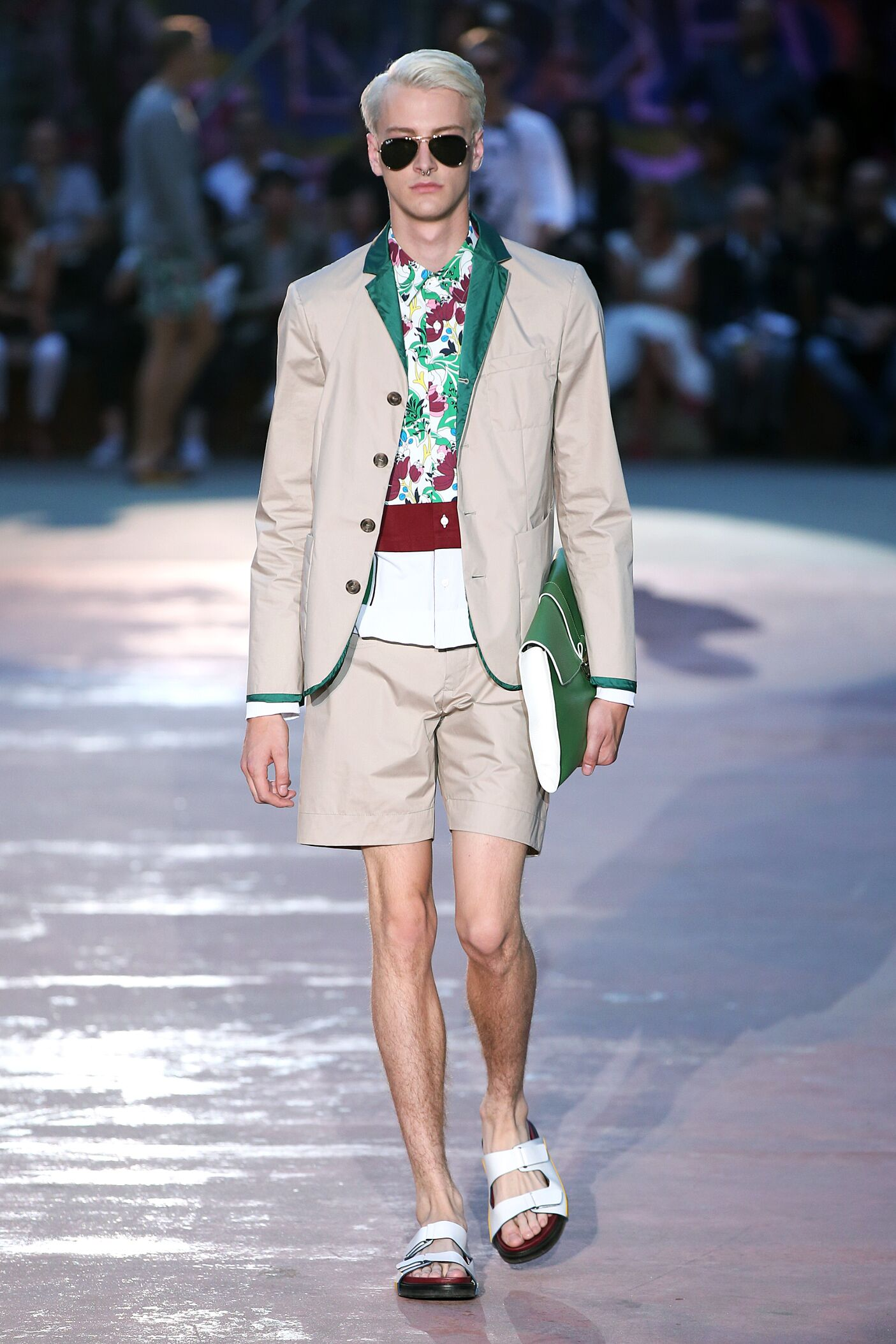 2015 Catwalk Antonio Marras Man Fashion Show Summer