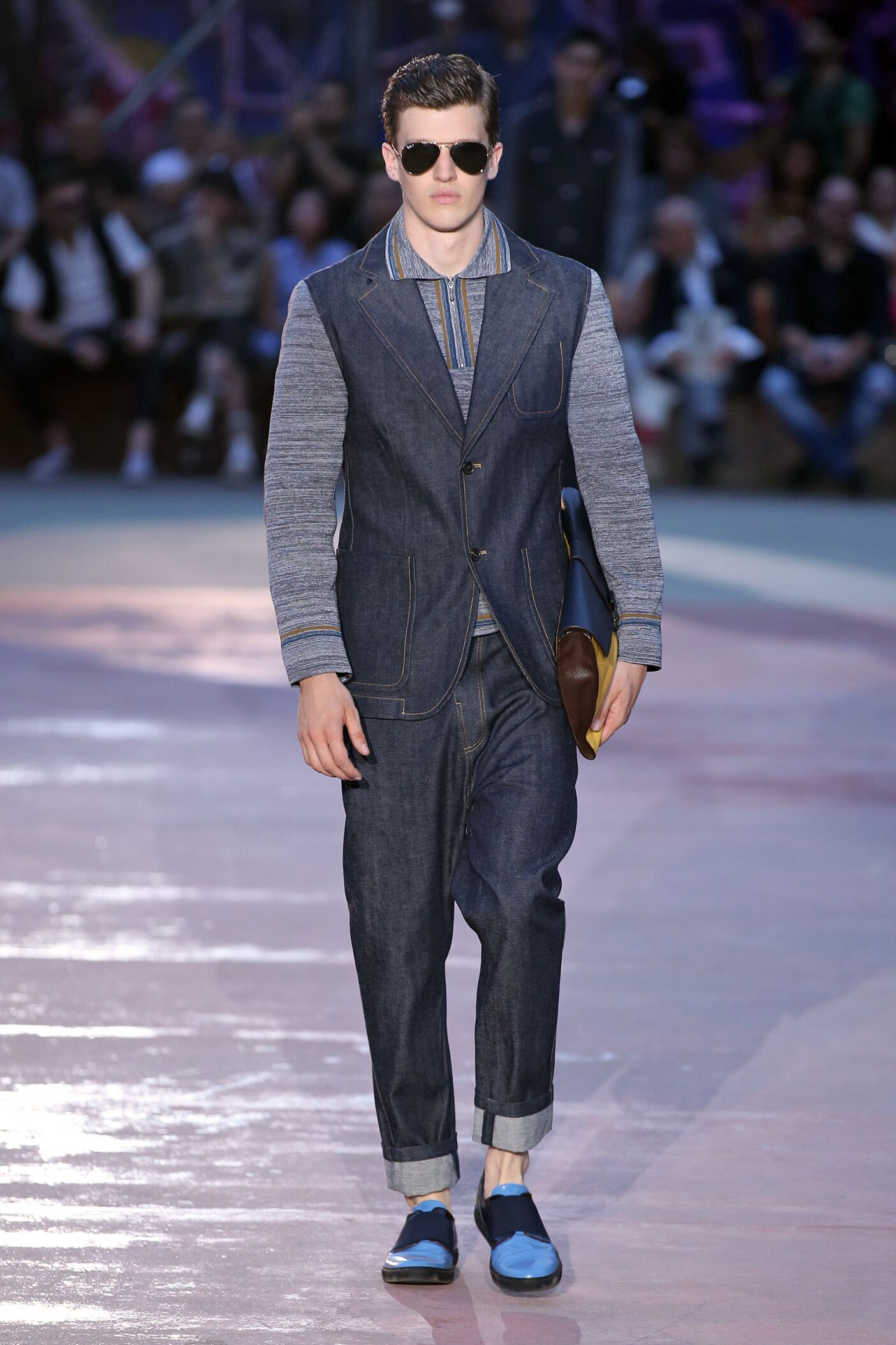 Antonio Marras Spring Summer 2015 Mens Collection Milan Fashion Week