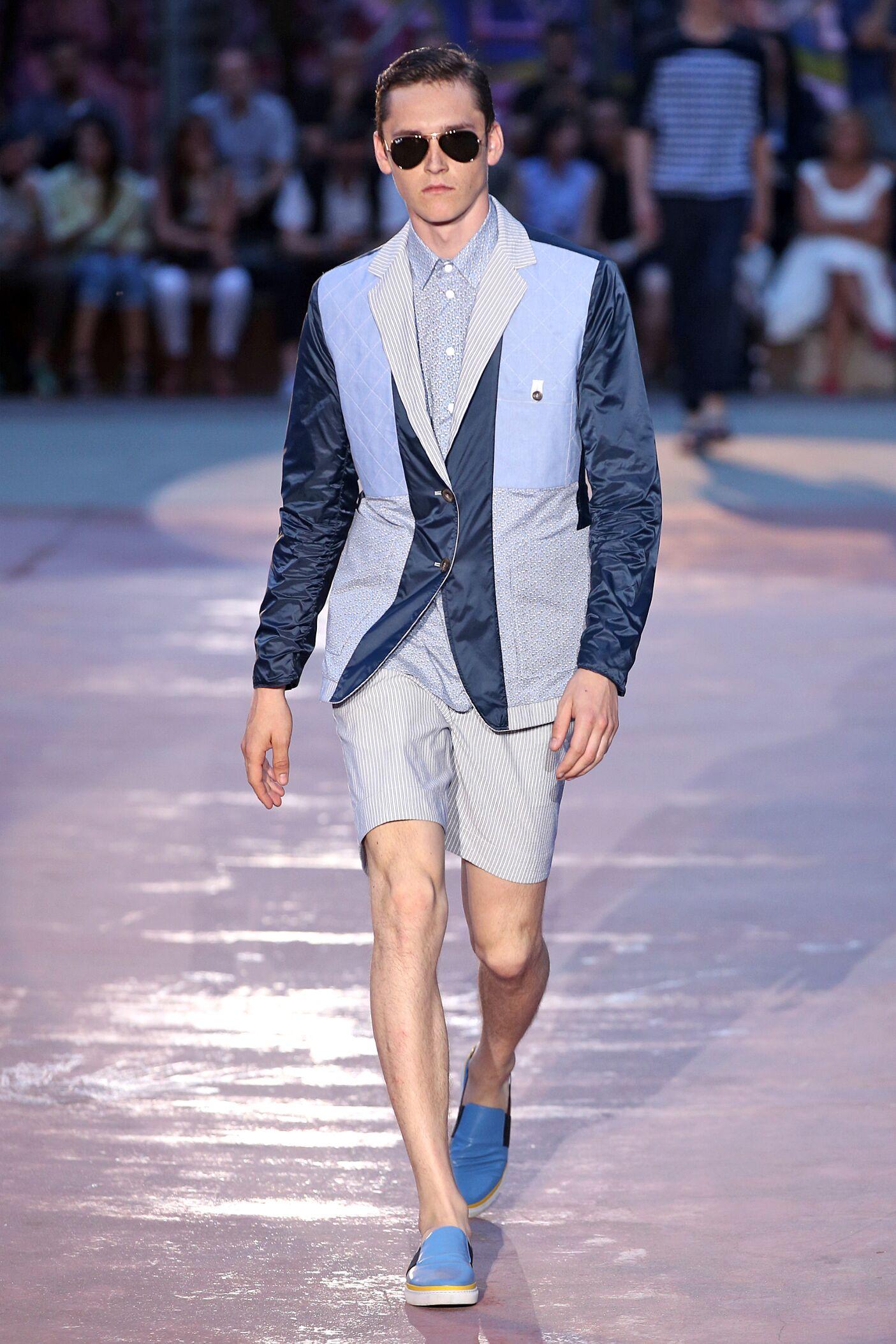 Antonio Marras Summer 2015 Catwalk