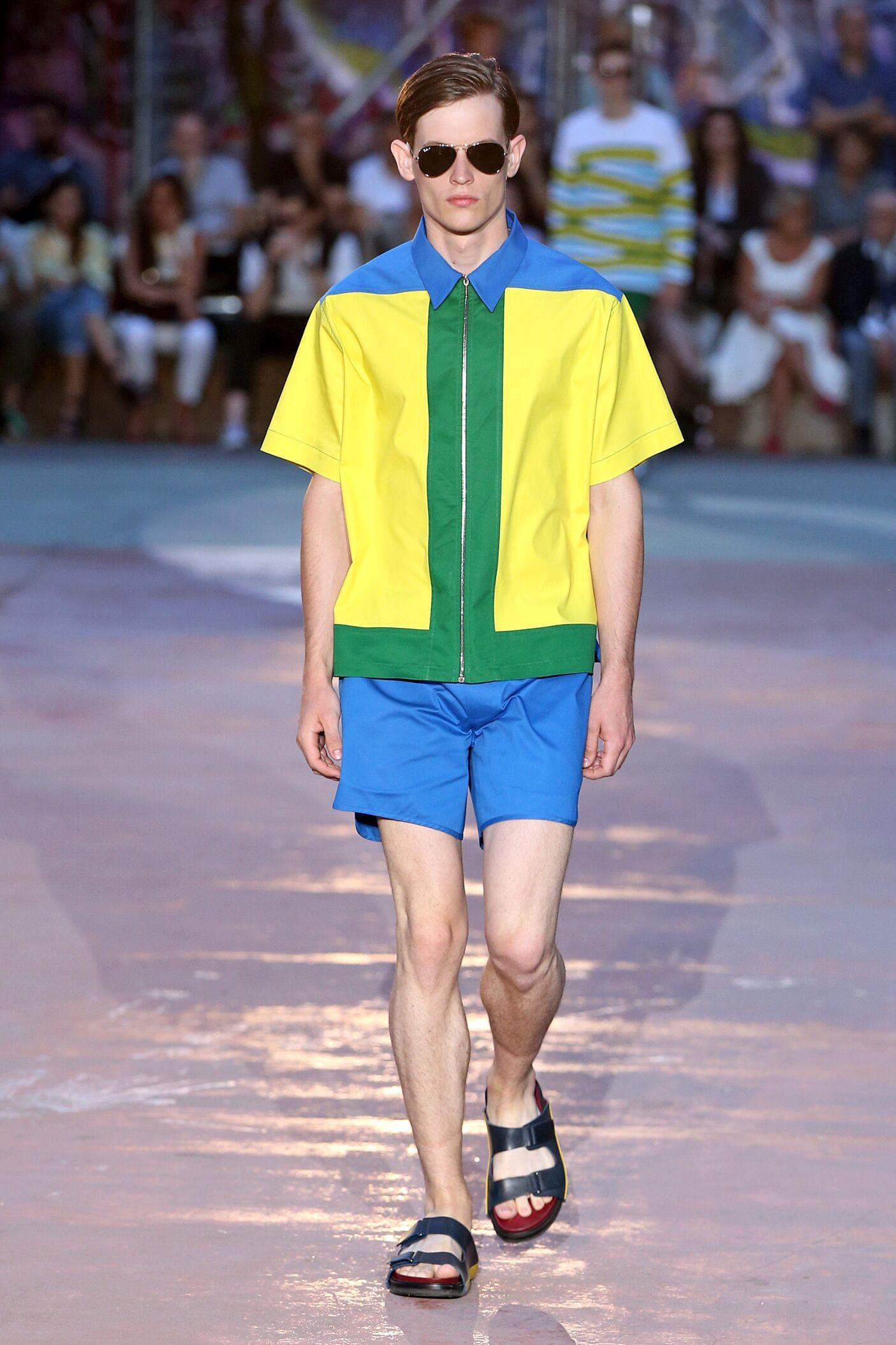 Menswear Spring Summer Antonio Marras 2015