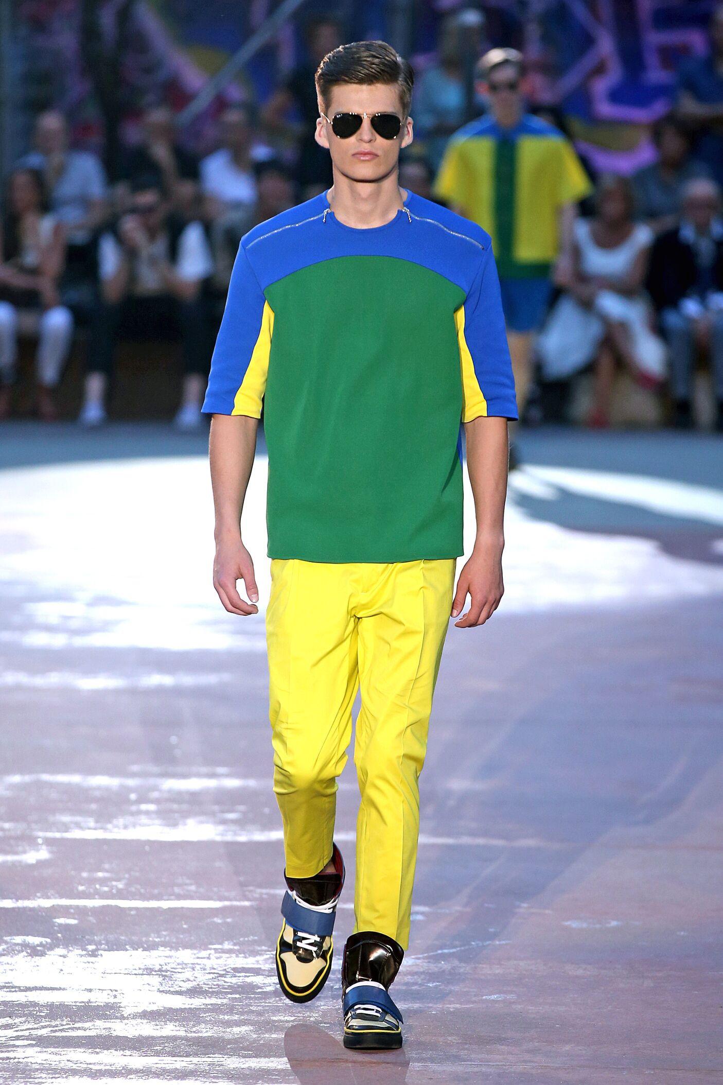 Menswear Summer Antonio Marras 2015