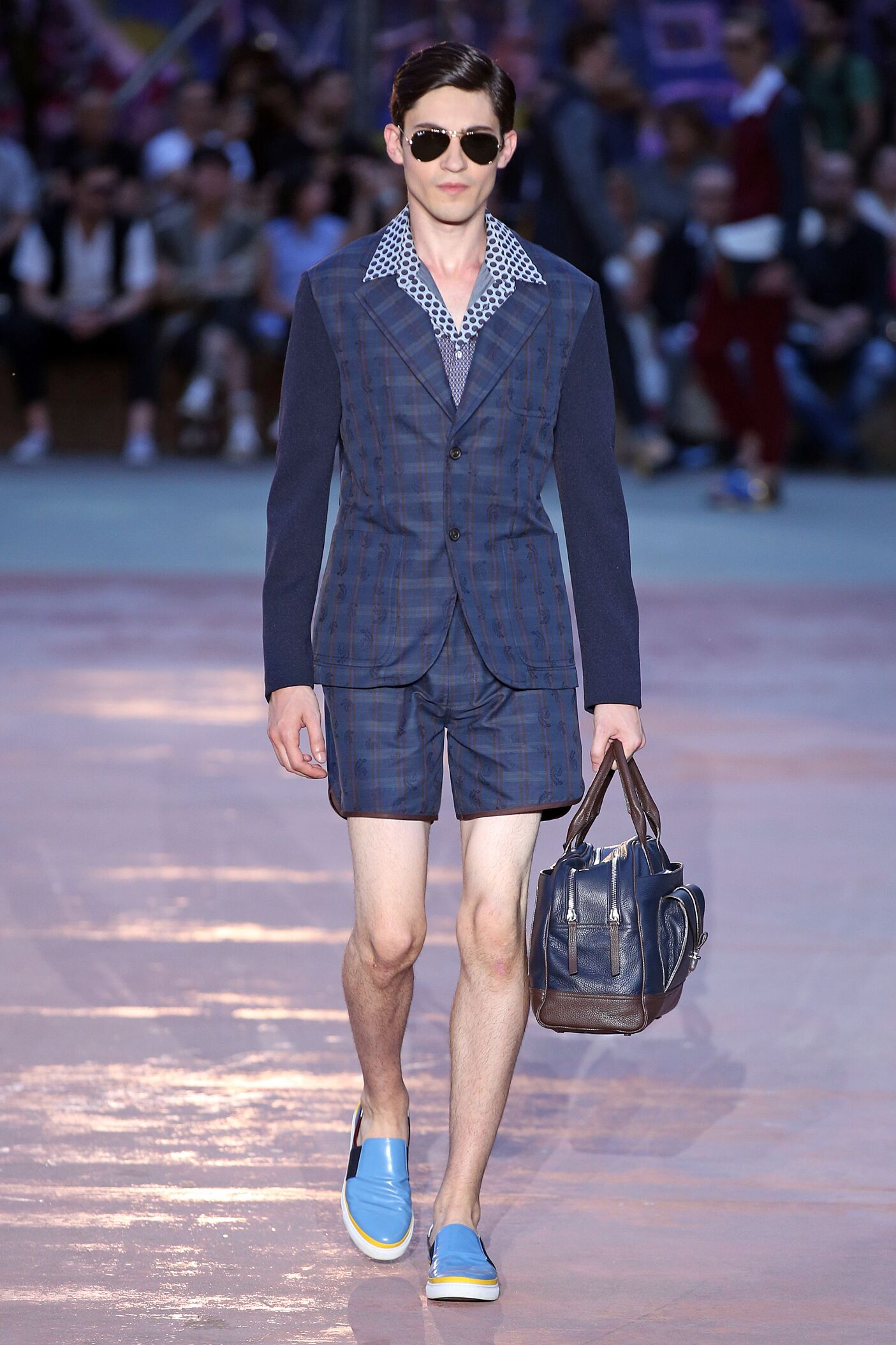 Runway Antonio Marras Spring Summer 2015 Men's Collection Milan Fashion Week