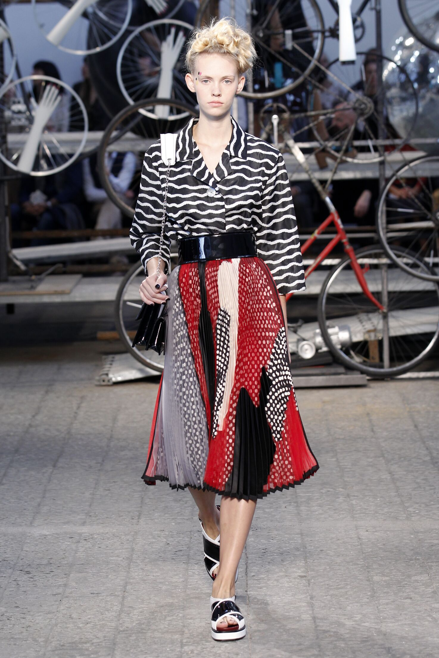 2015 Antonio Marras Summer Catwalk Womenswear