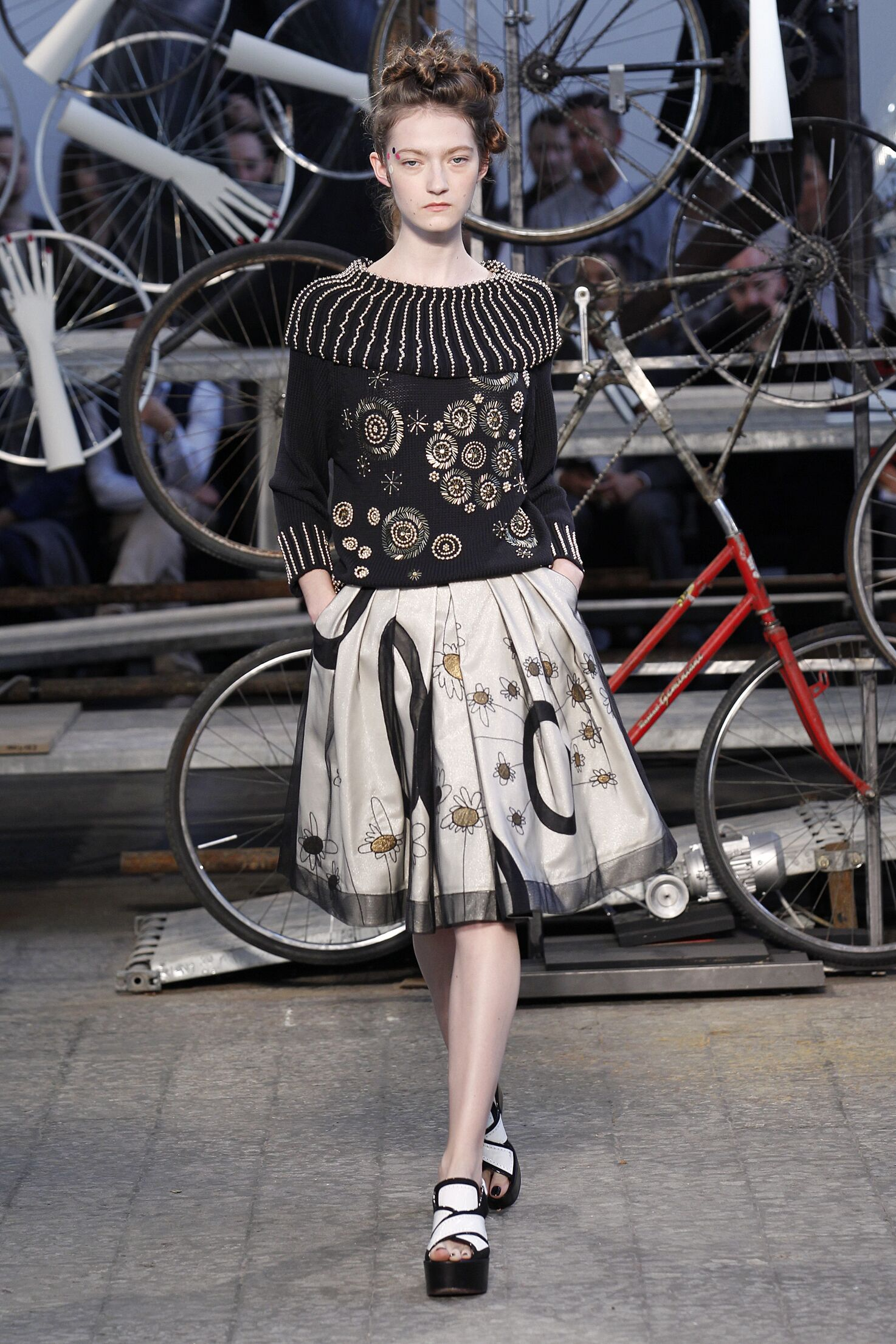 2015 Antonio Marras Summer Catwalk