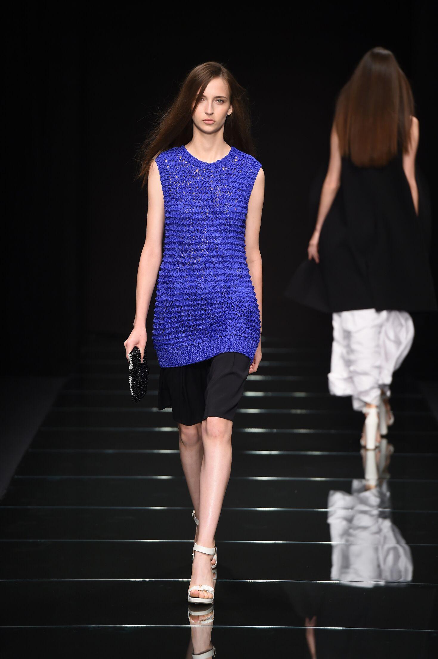 2015 Catwalk Anteprima Woman Fashion Show Summer