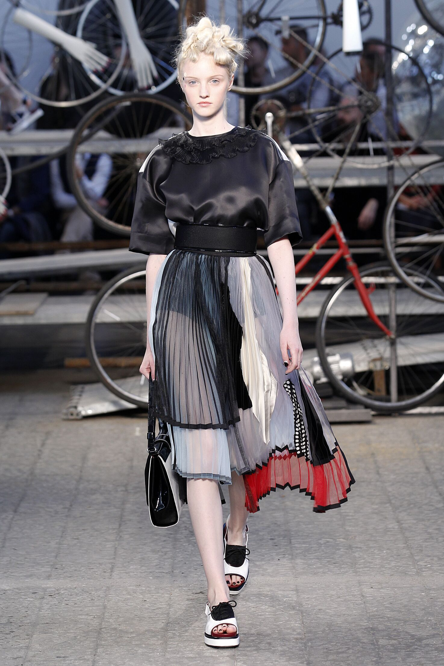 2015 Catwalk Antonio Marras Summer Womenswear