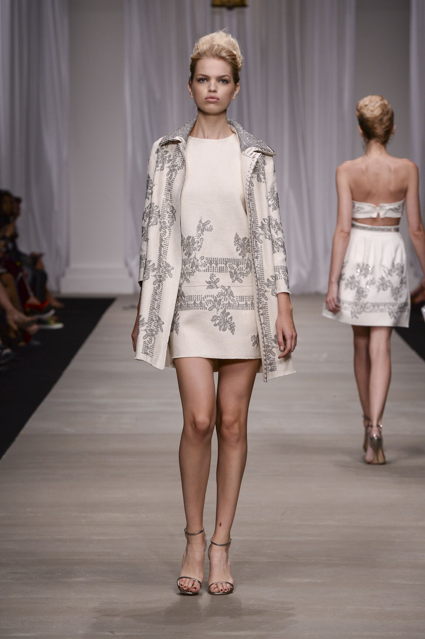 2015 Catwalk Ermanno Scervino Summer