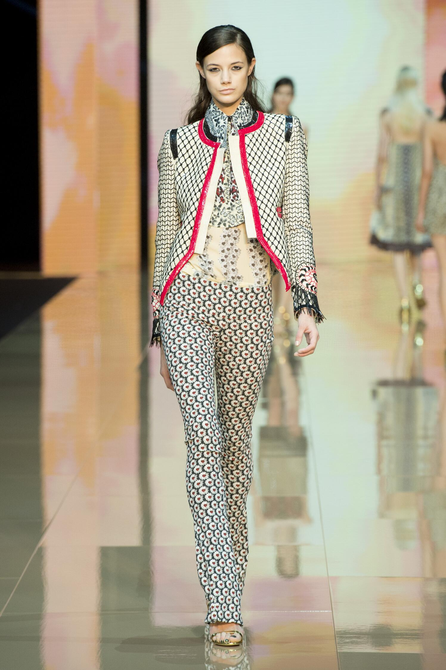 2015 Catwalk Just Cavalli Summer