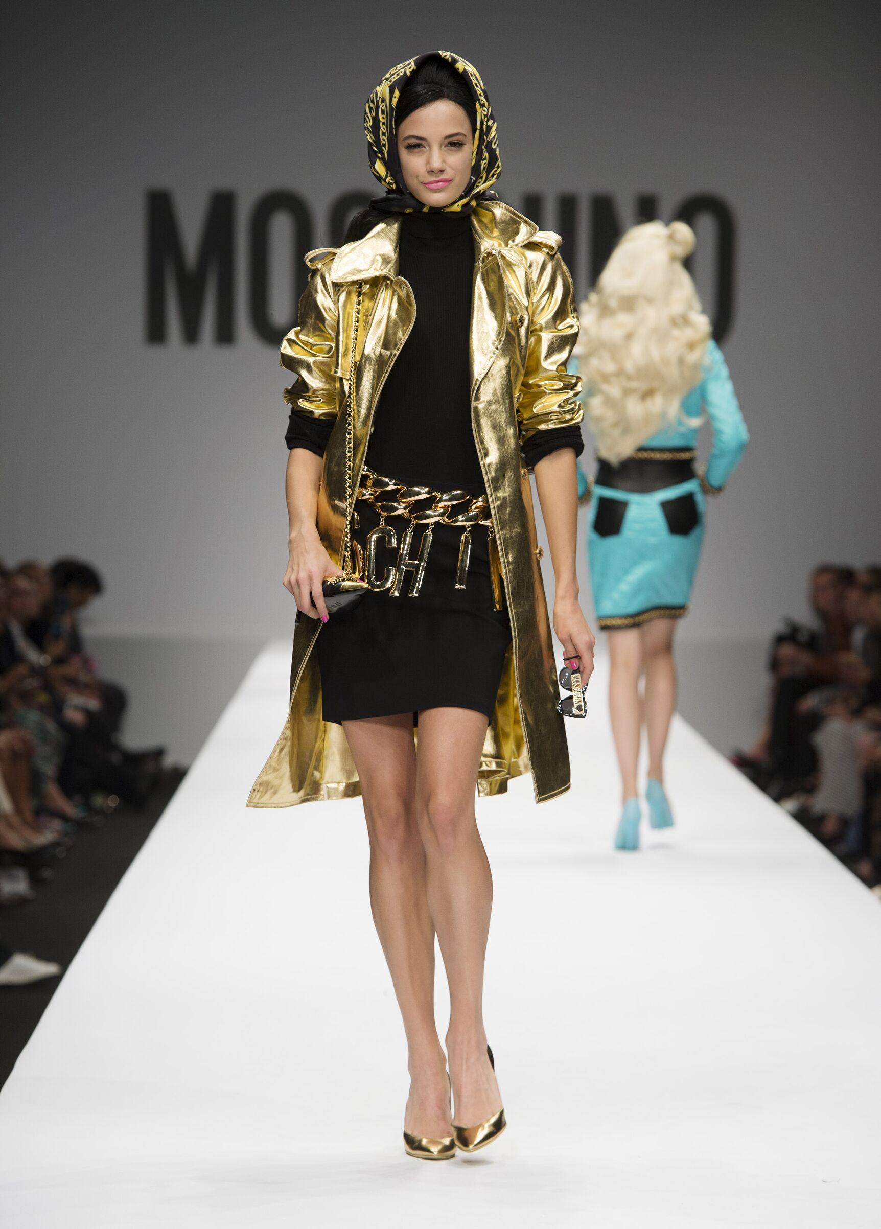 2015 Catwalk Moschino