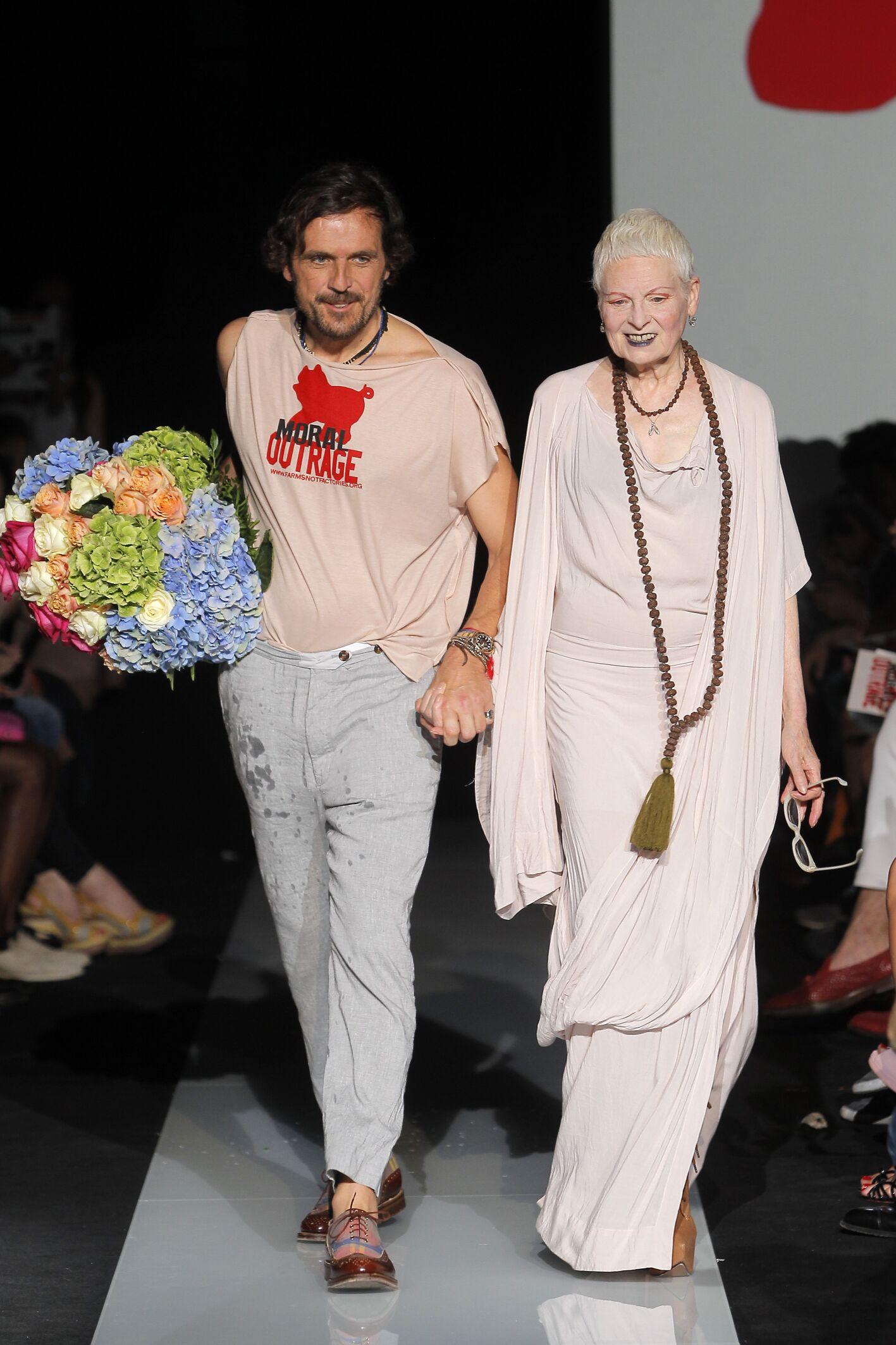 2015 Catwalk Vivienne Westwood Man Fashion Show Summer