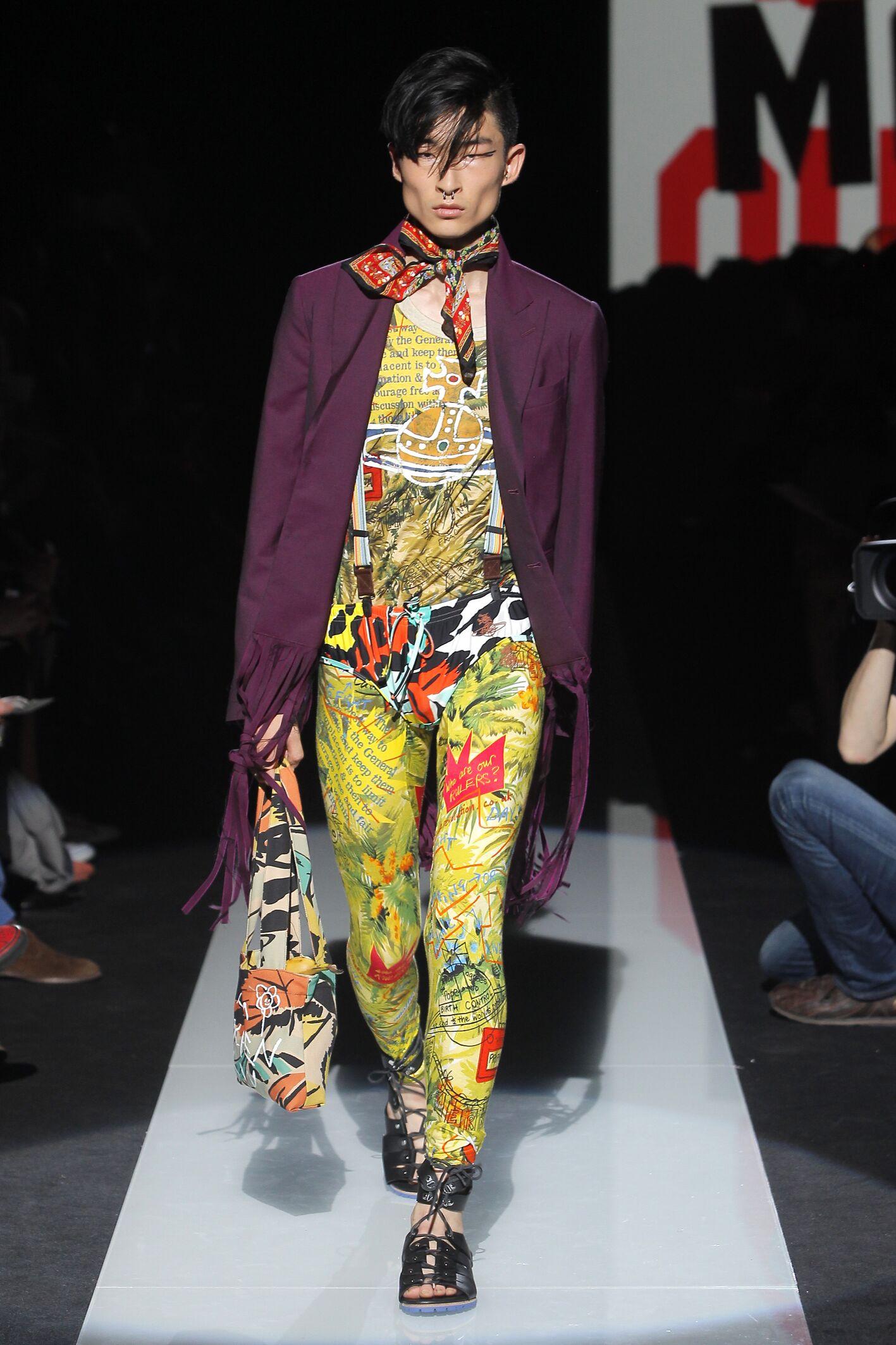 2015 Catwalk Vivienne Westwood Summer