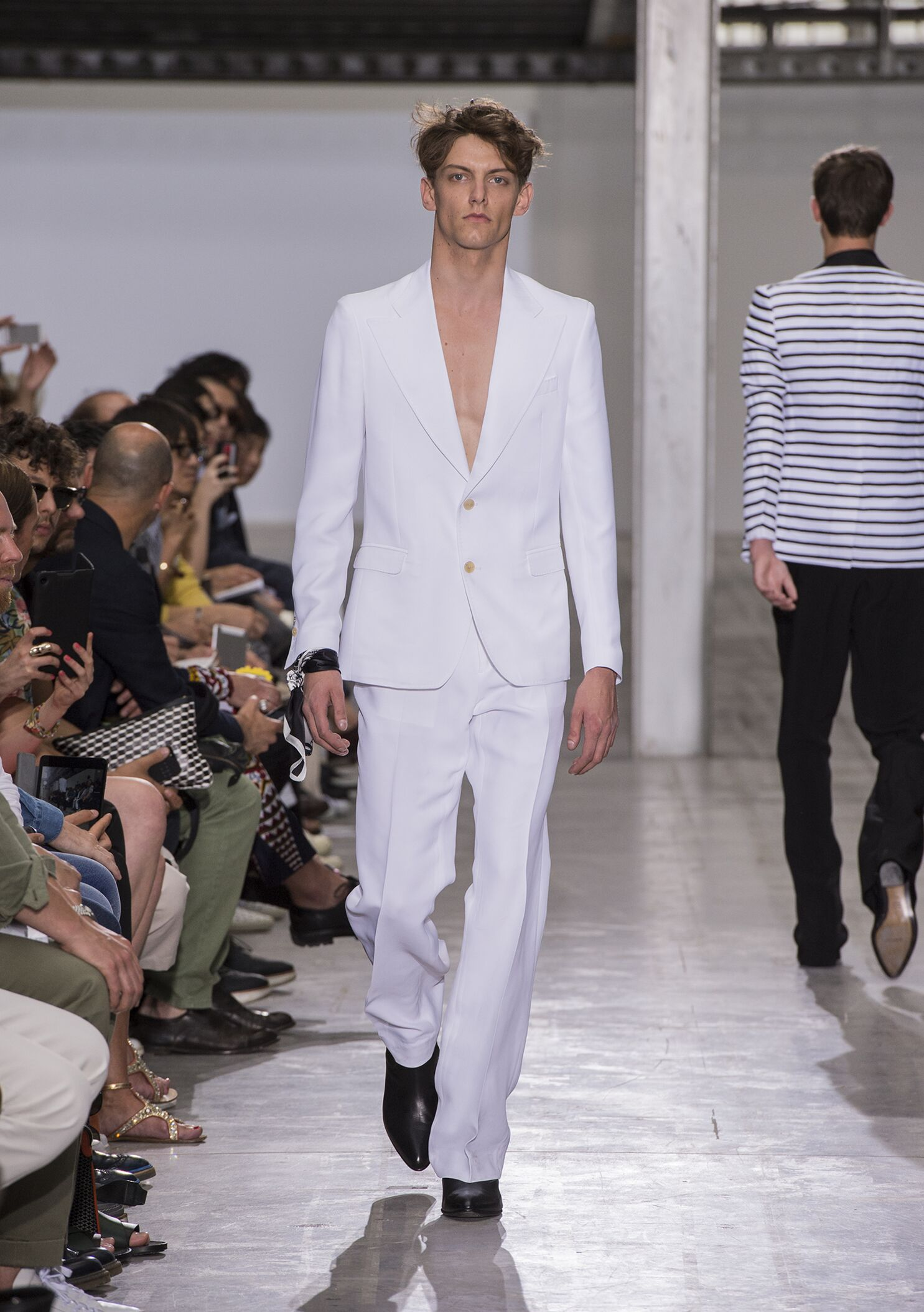 2015 Costume National Homme Summer Catwalk