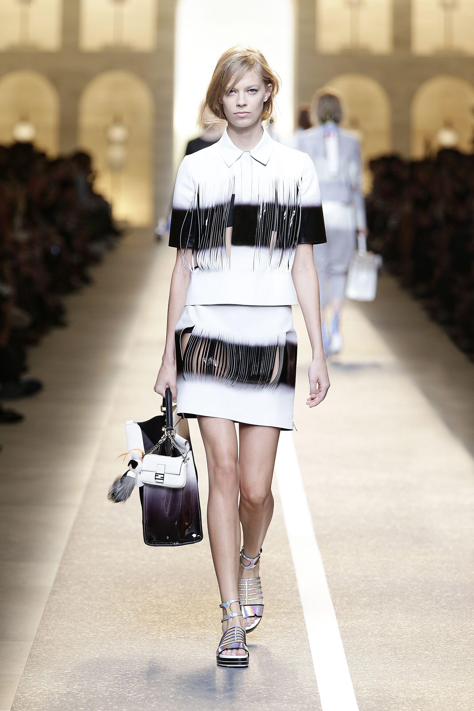 2015 Fendi Womenswear