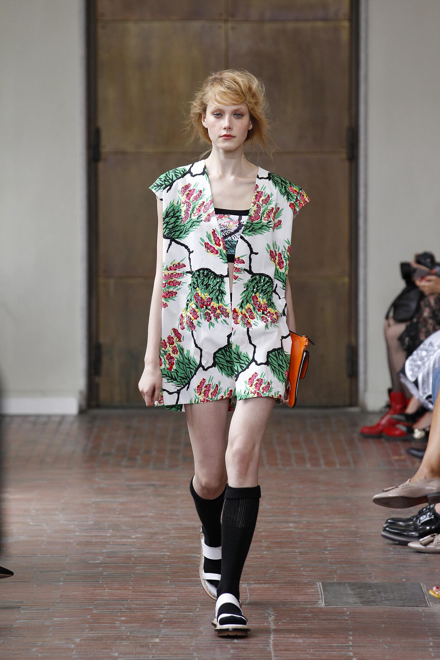 2015 I'm Isola Marras Spring Catwalk