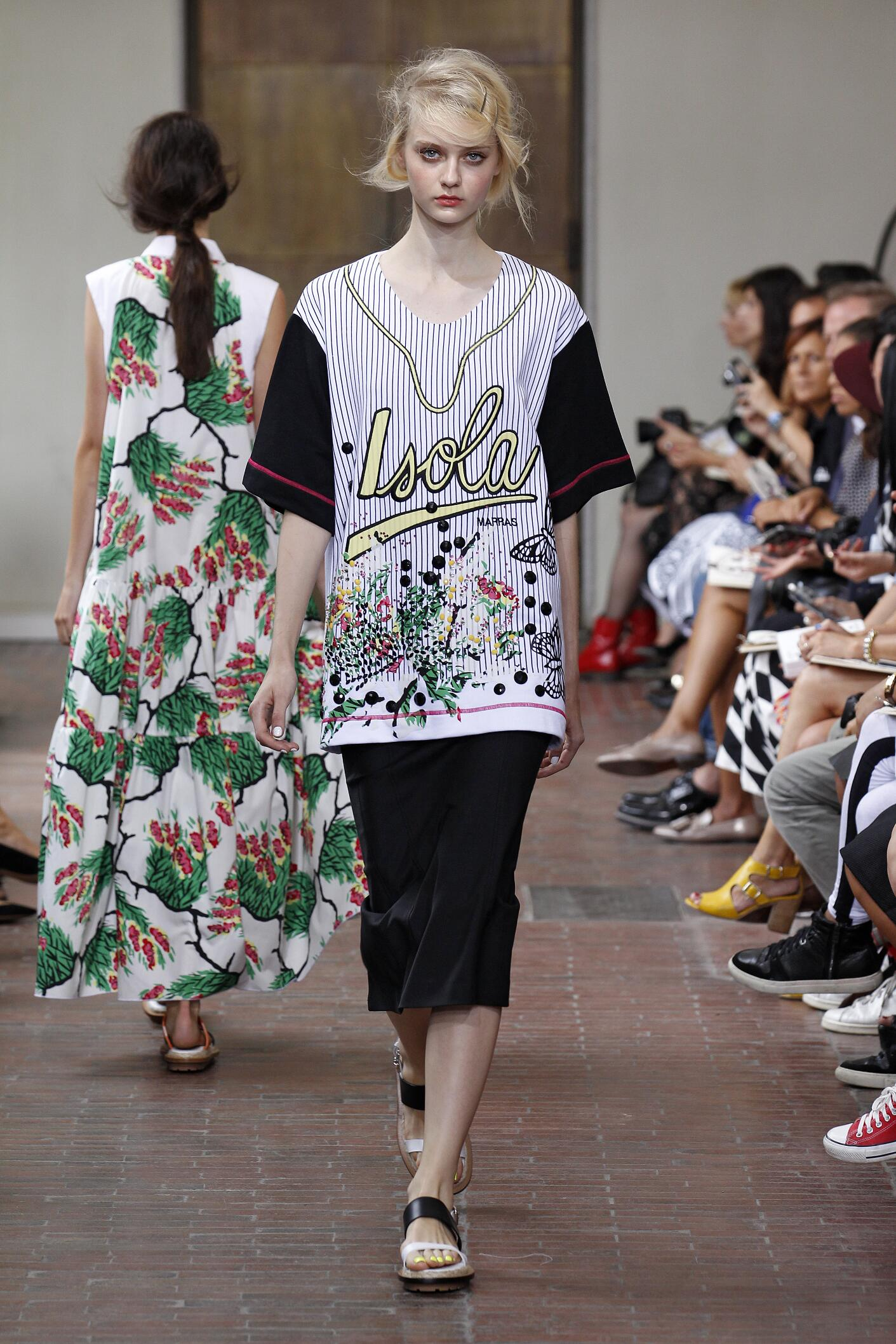 2015 I'm Isola Marras Summer Catwalk