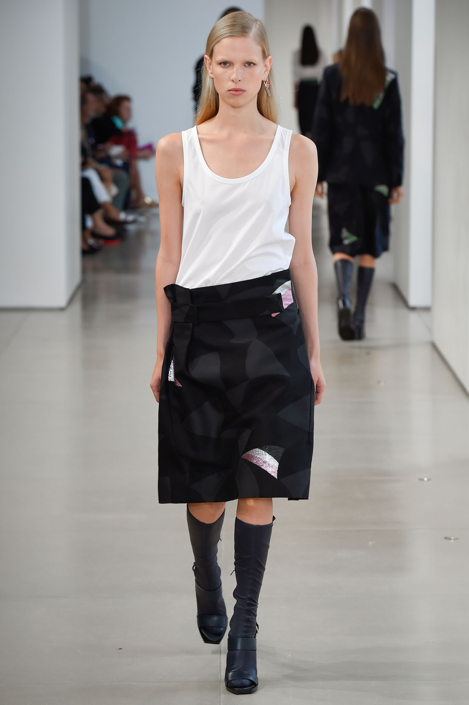 2015 Jil Sander Summer Catwalk