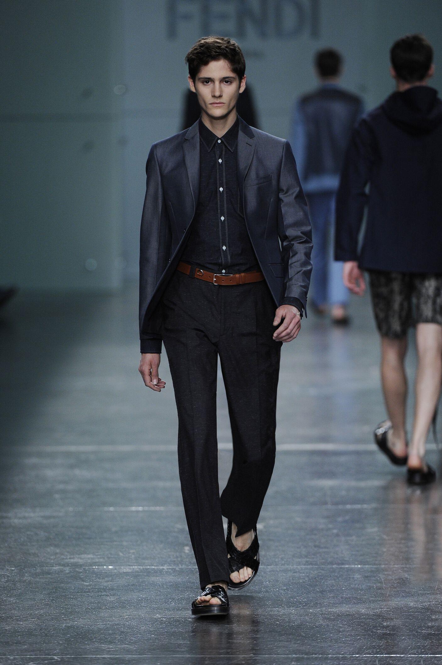 2015 Man Style Fendi