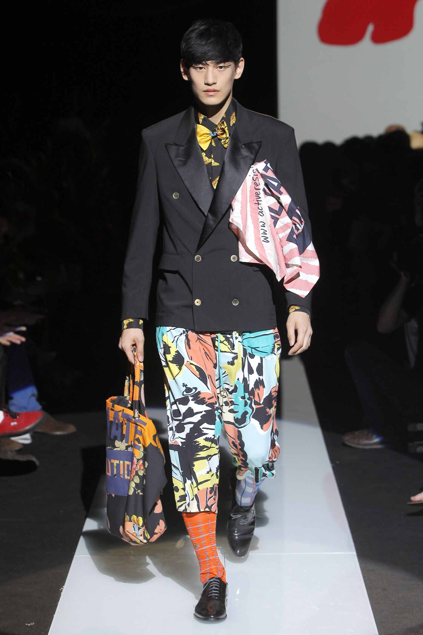 2015 Man Style Vivienne Westwood